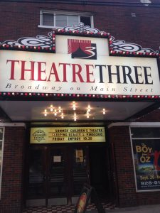 Theatre Three, Port Jefferson, NY