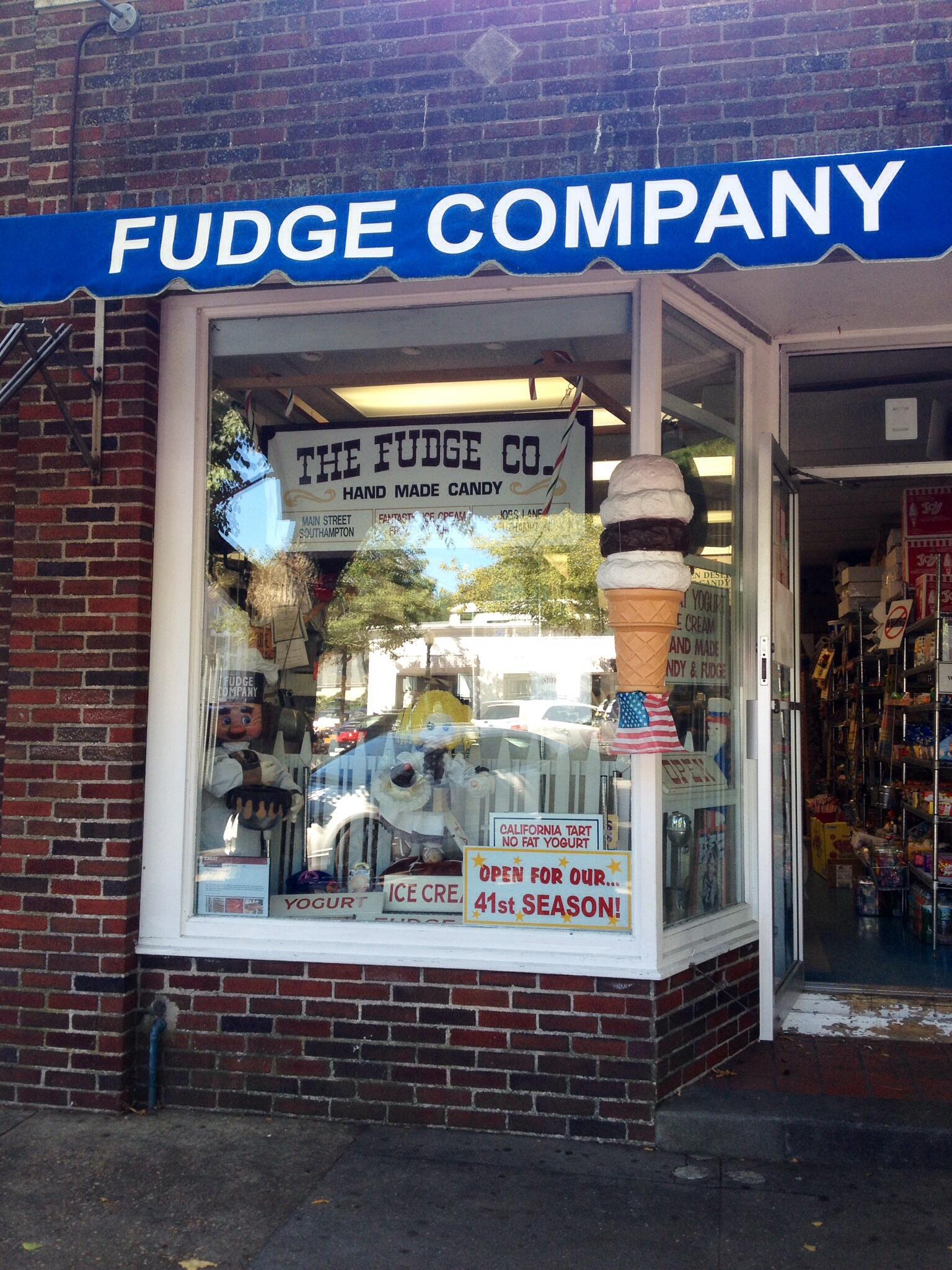 The Fudge Company - Southampton