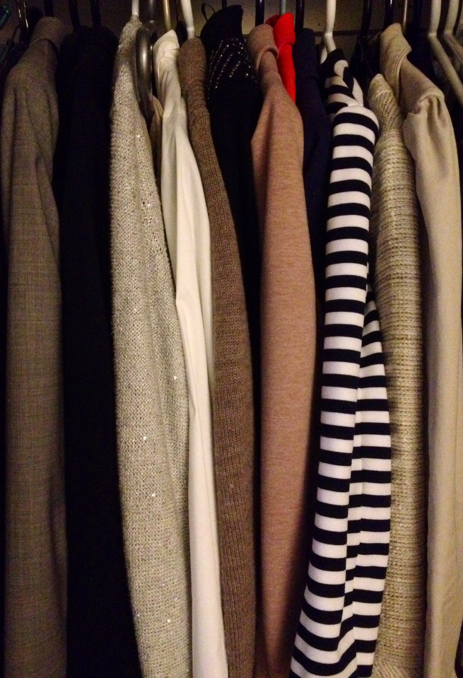 A Closet Full of Nothing to Wear