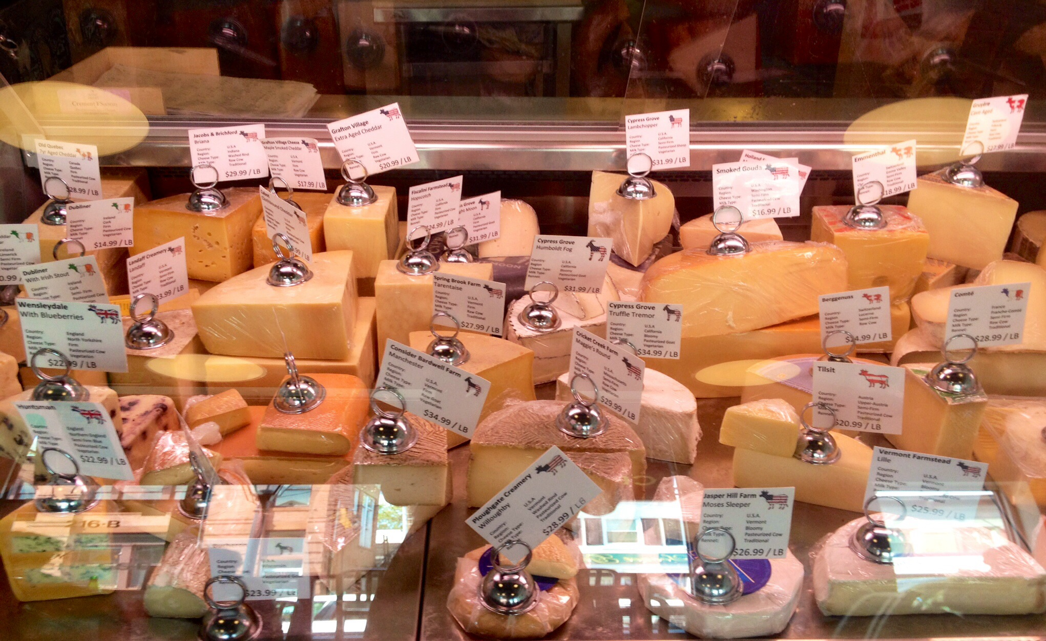 C'est Cheese - Port Jefferson, NY