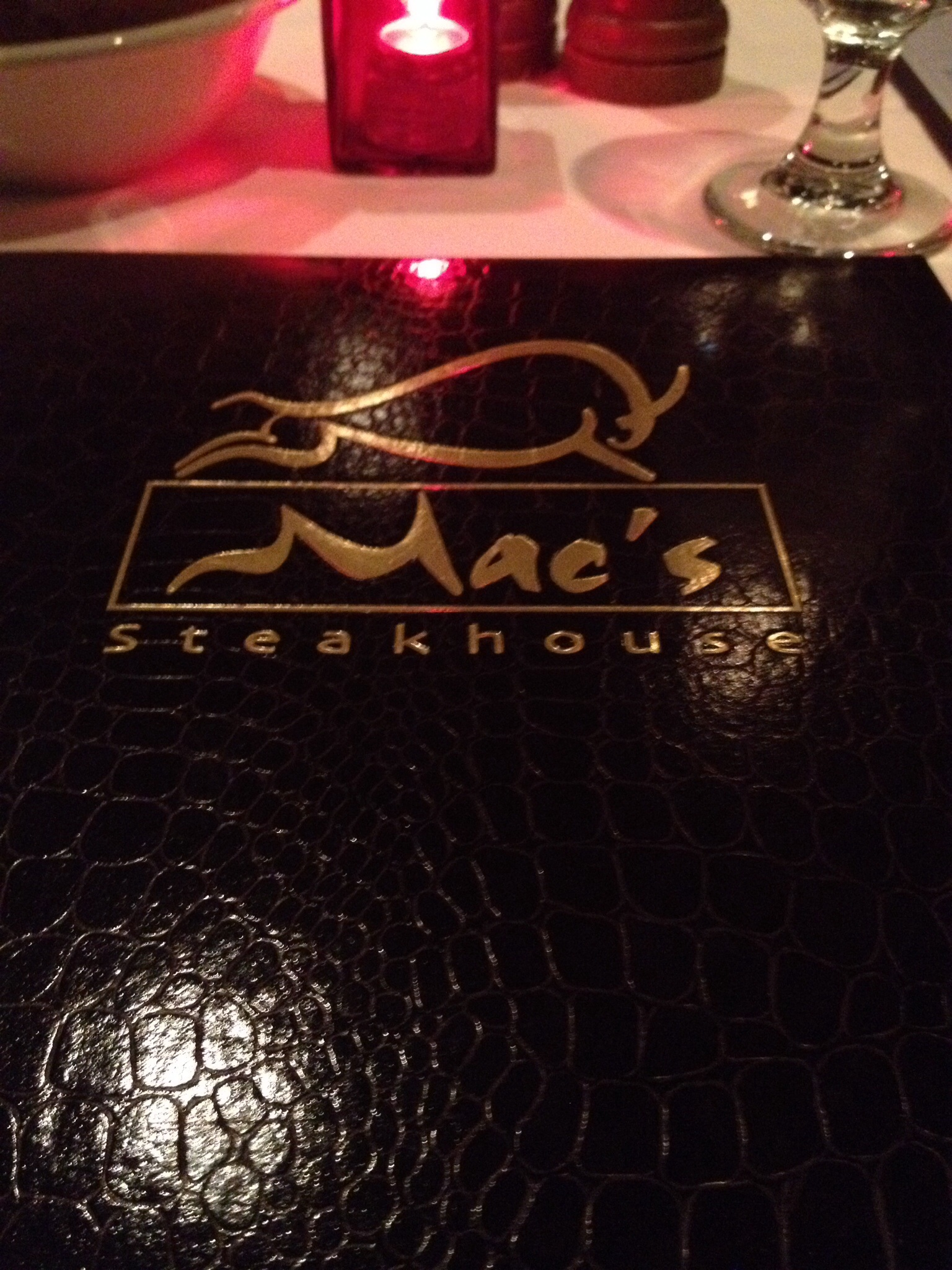 Wrapping Up Fall Restaurant Week – Mac's Steakhouse