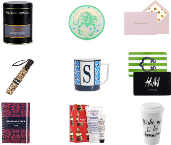 Under $25 Gift Guide: For Co-Workers