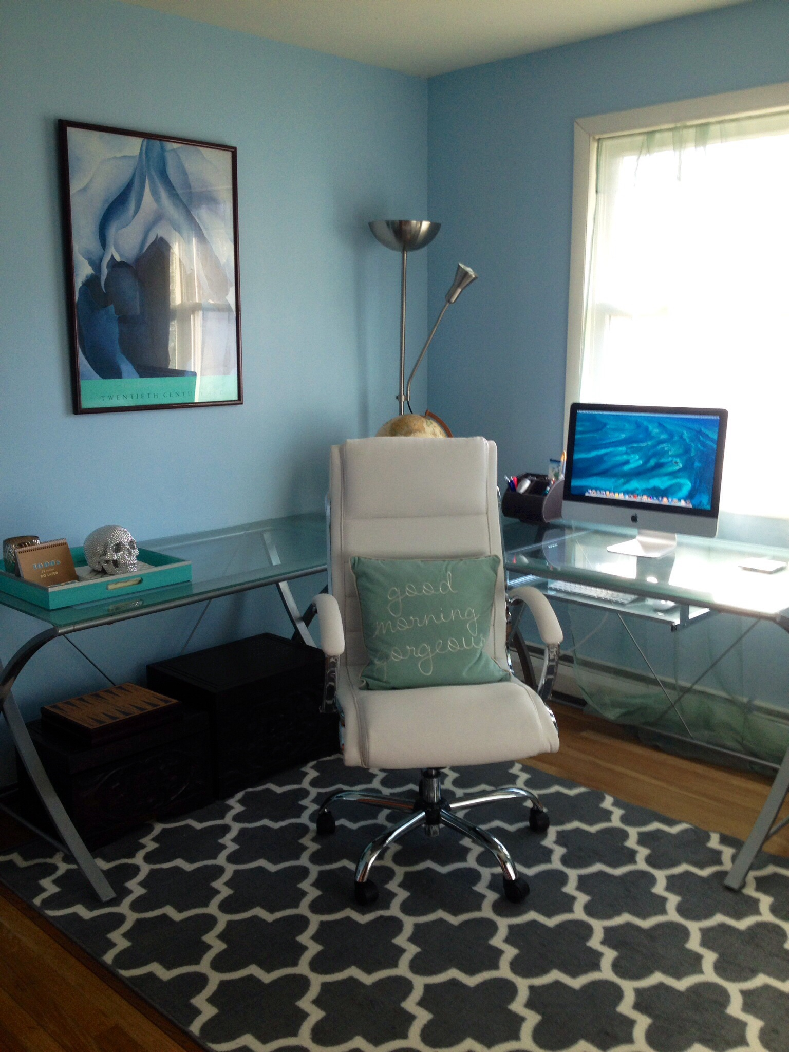 Home Office Reveal