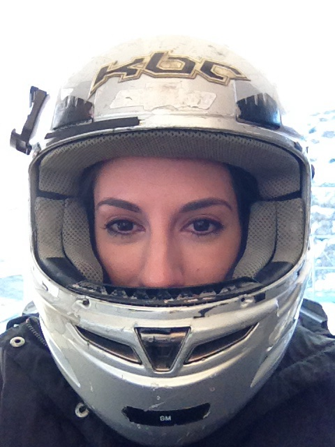 Bobsled Selfie - Lake Placid, NY