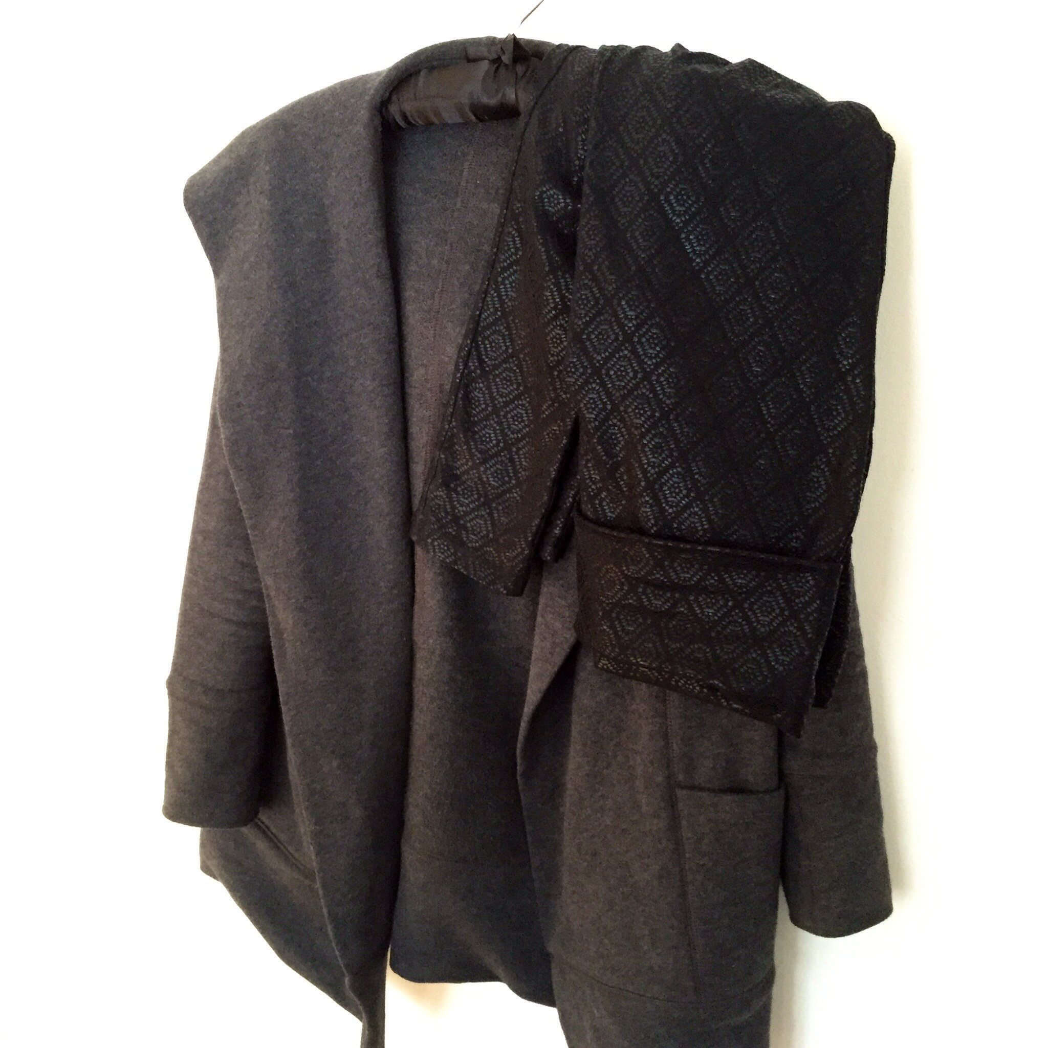 Loft Cardigan and Mossimo Leggings