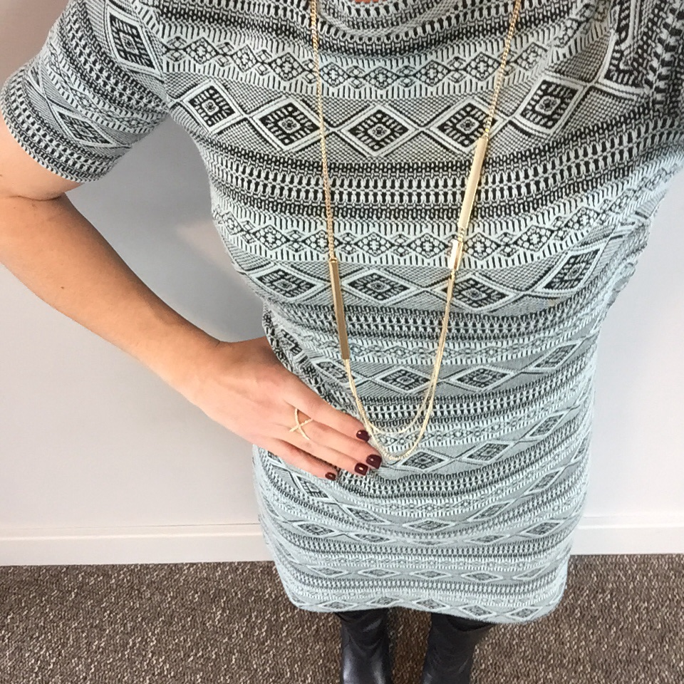 Long Layered Necklace - H&M