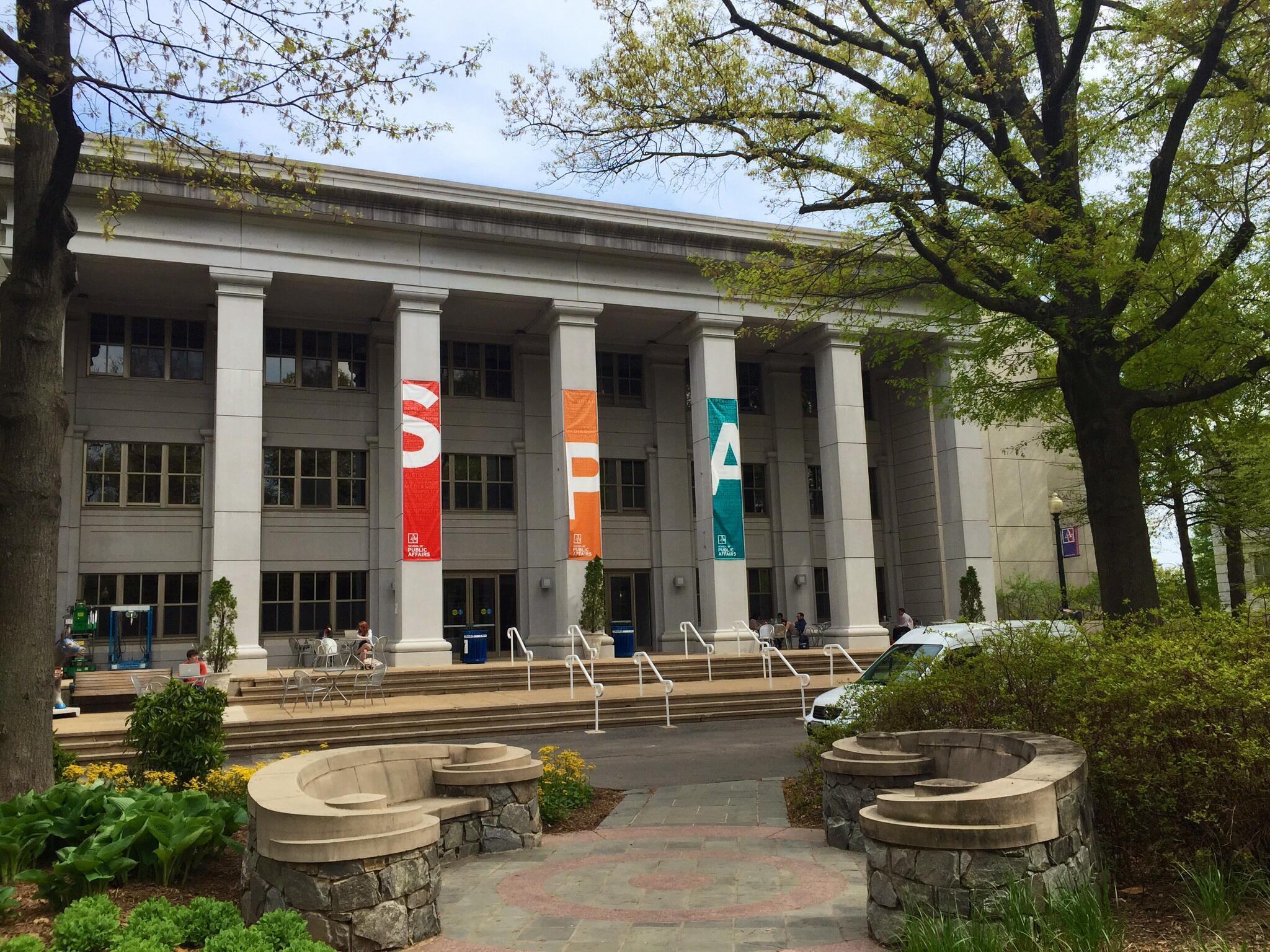 School of Public Affairs - American University