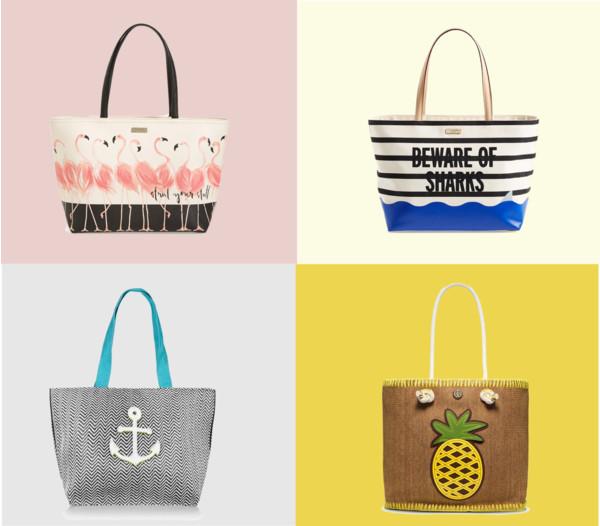 Beach-Worthy Bags