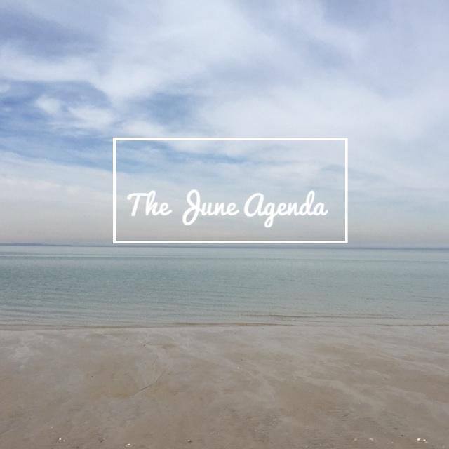 The June Agenda