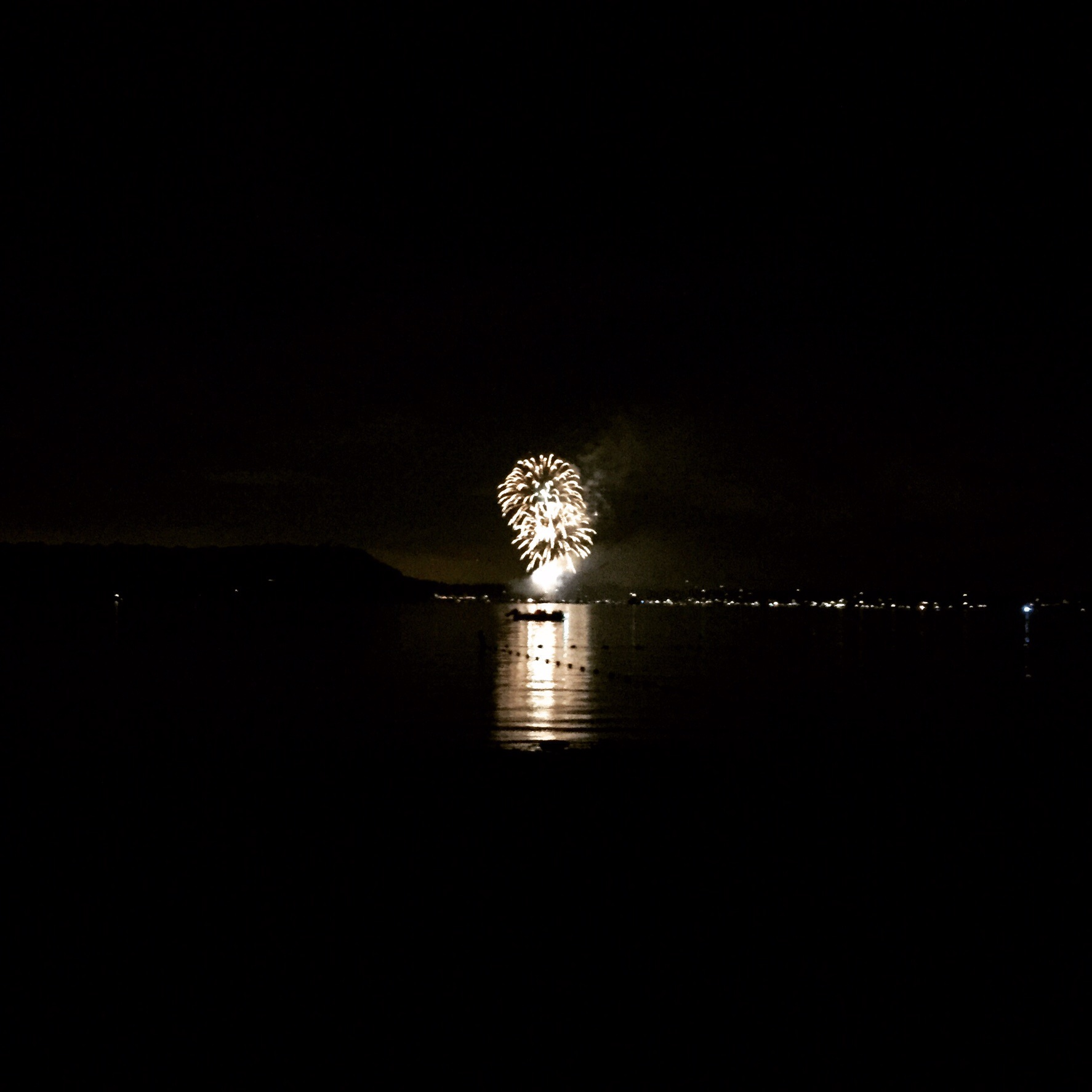 West Neck Beach Fireworks