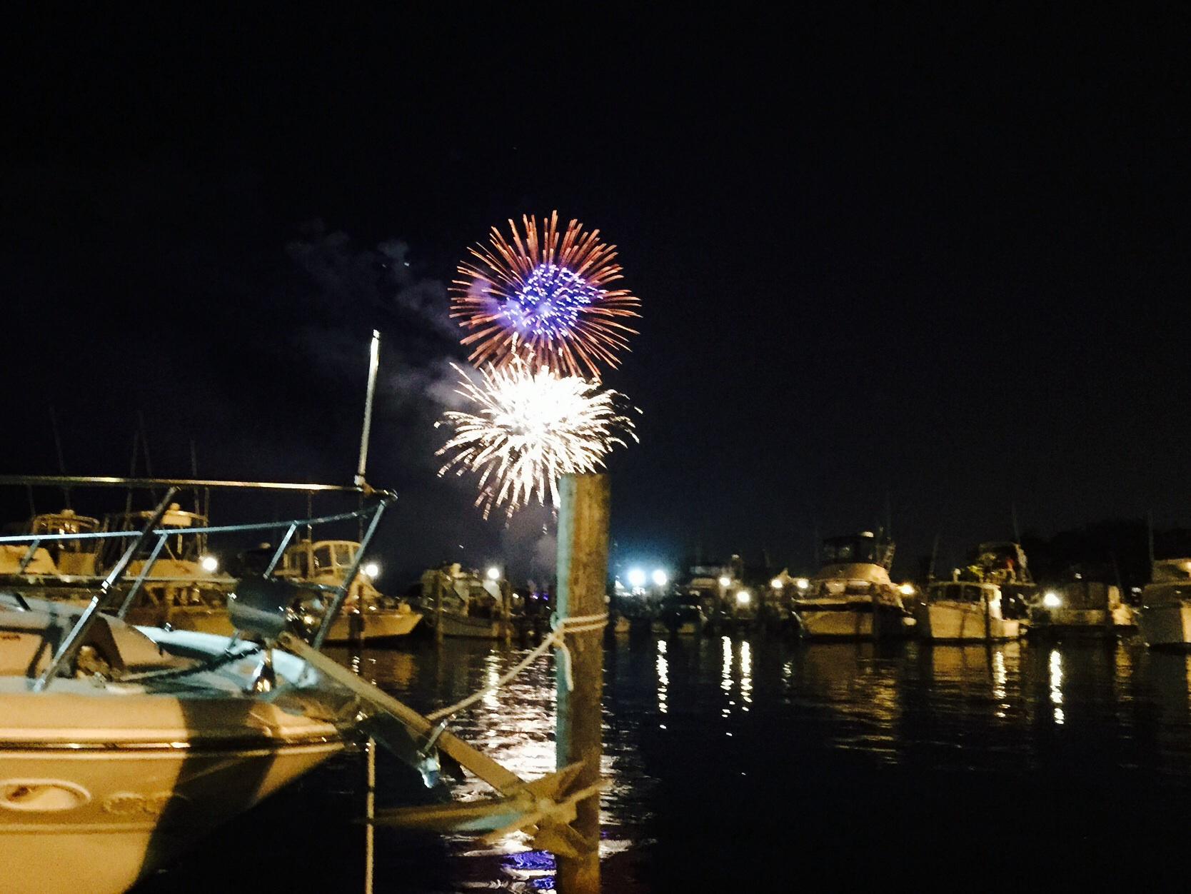 Oakdale Fireworks