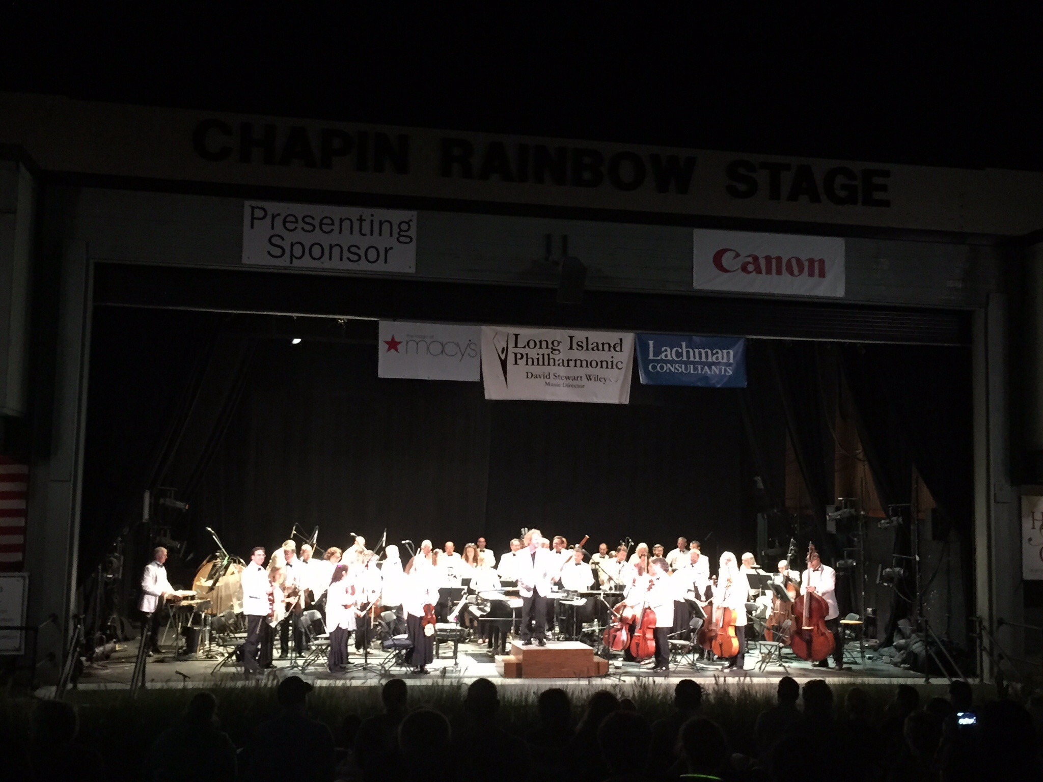 The Long Island Philharmonic at Heckscher Park