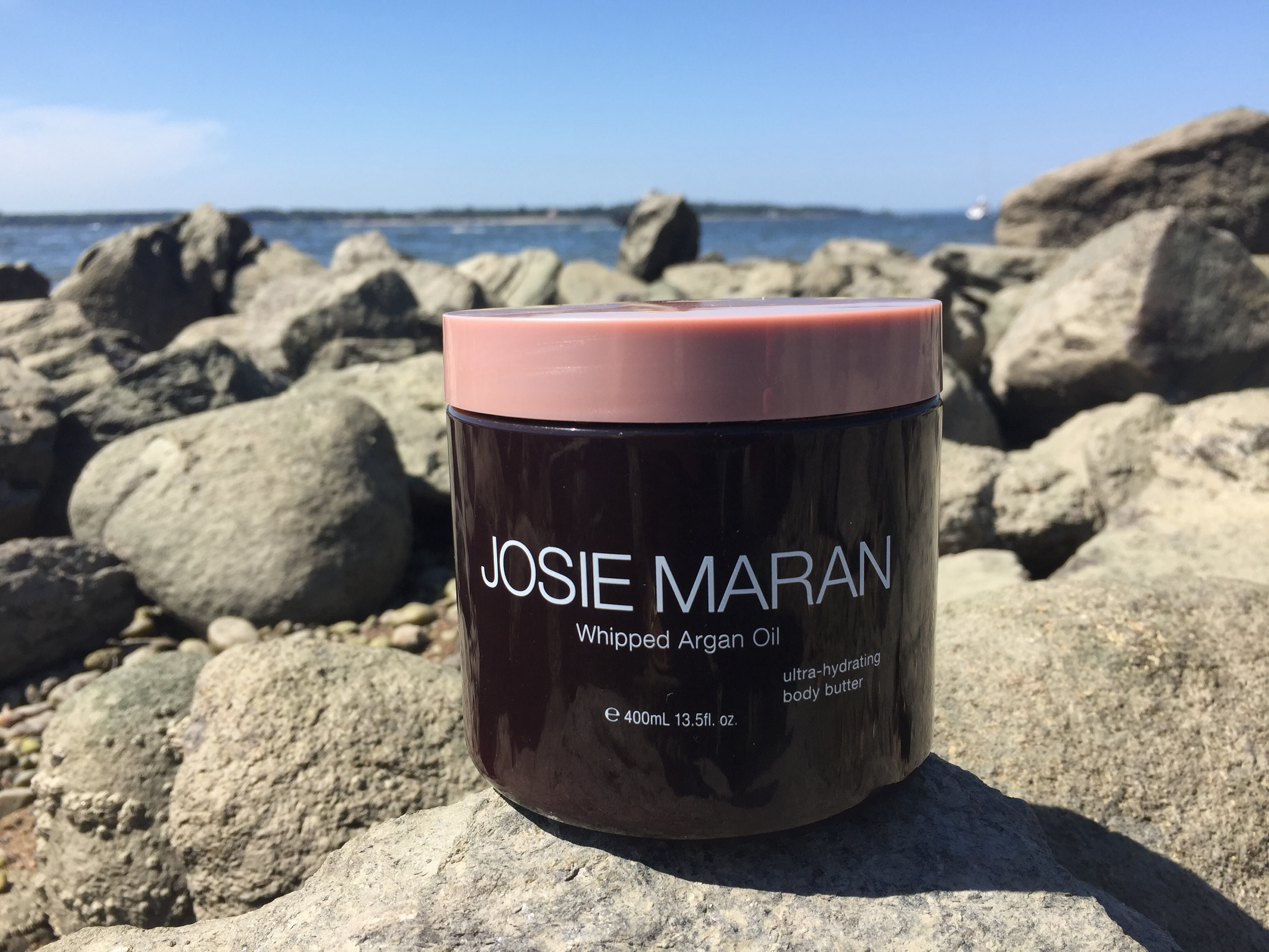 Josie Maran's Whipped Argan Oil Ultra-Hydrating Body Butter