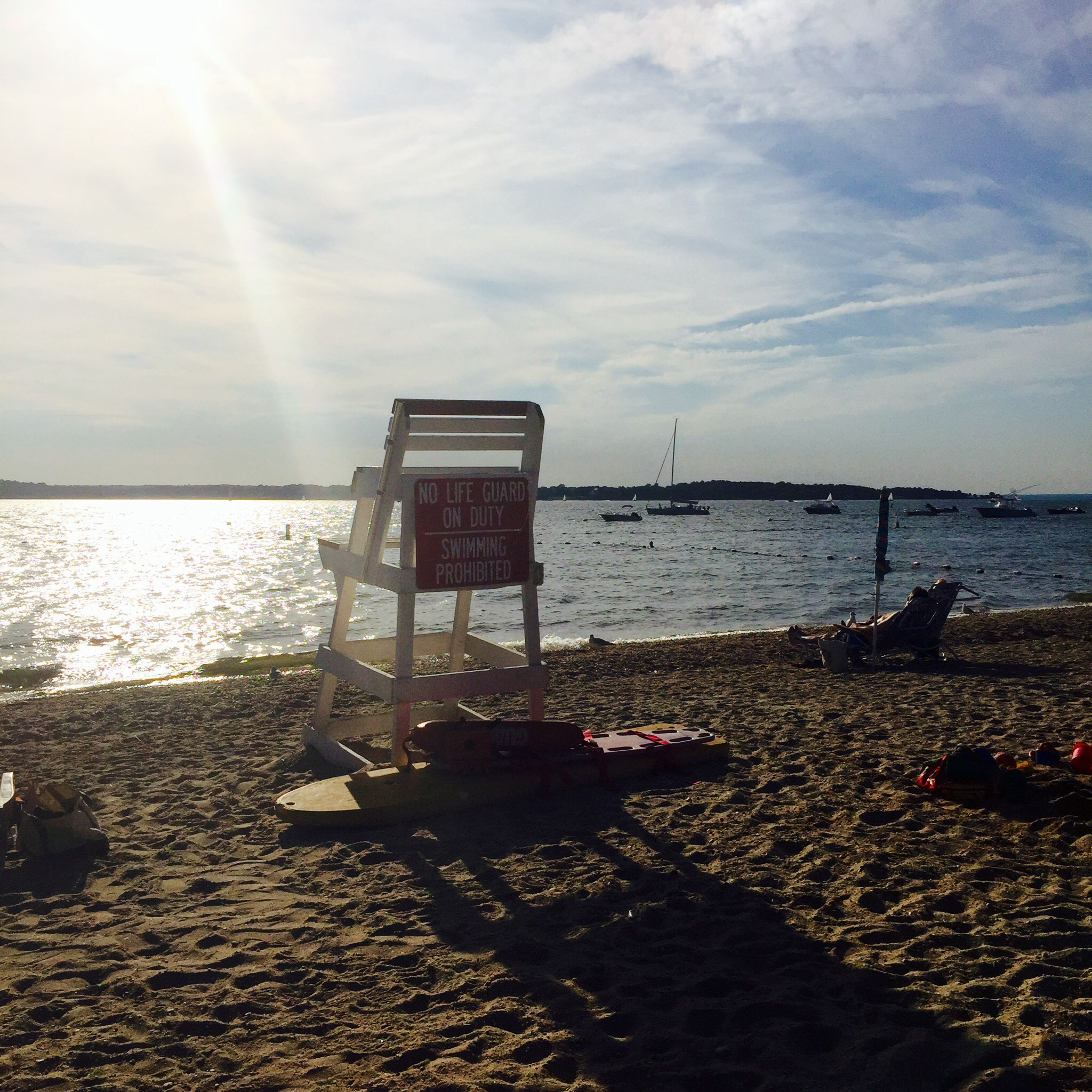 West Neck Beach, Long Island, NY