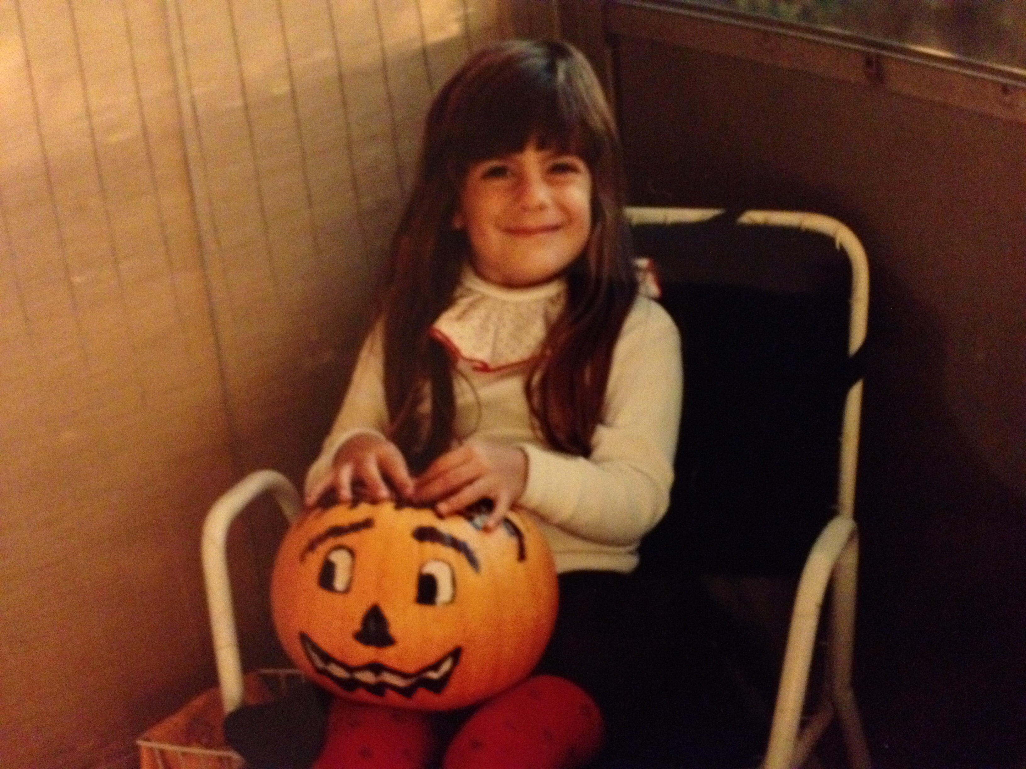 Halloween Throwback Pic