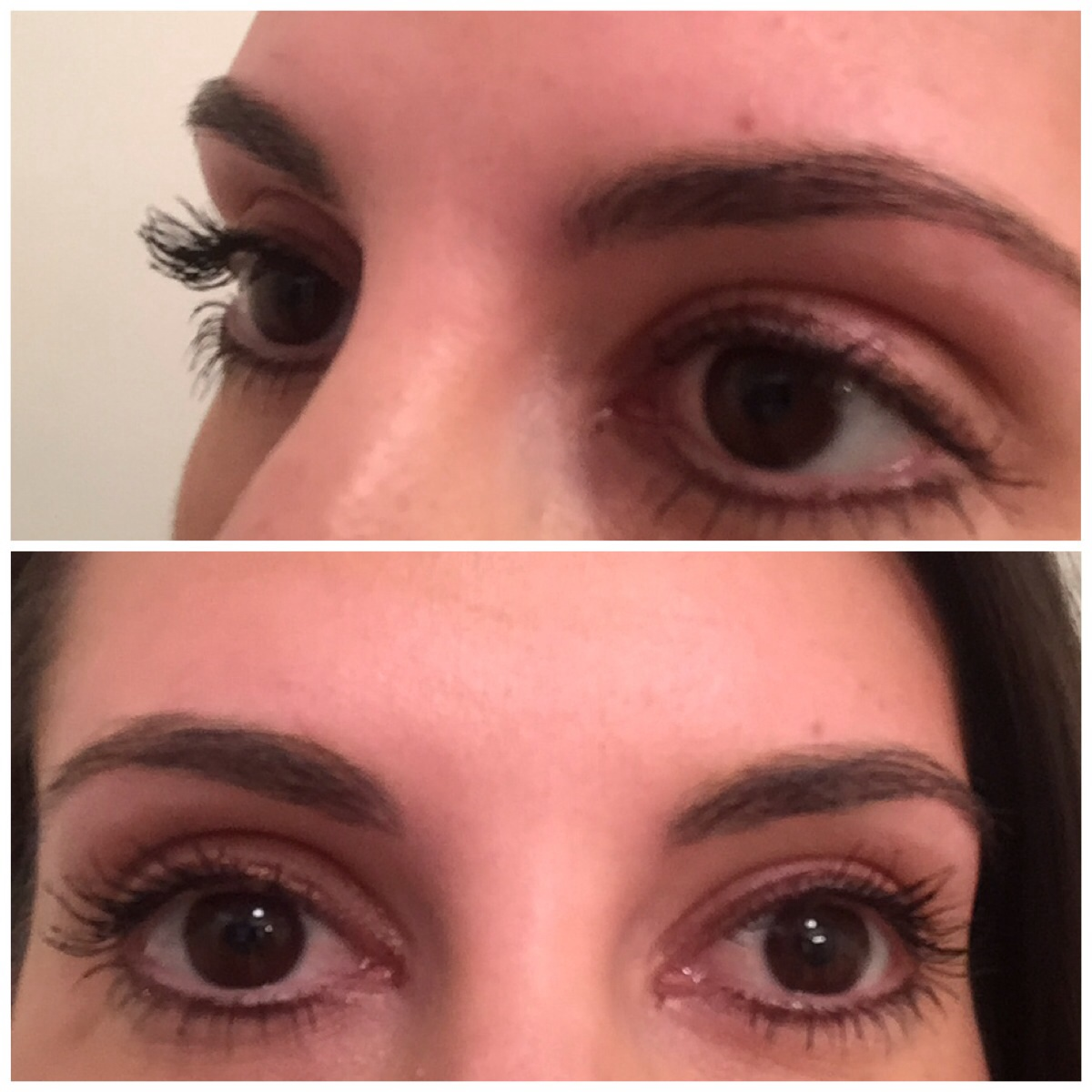 L'Oreal Voluminous Million Lashes - After