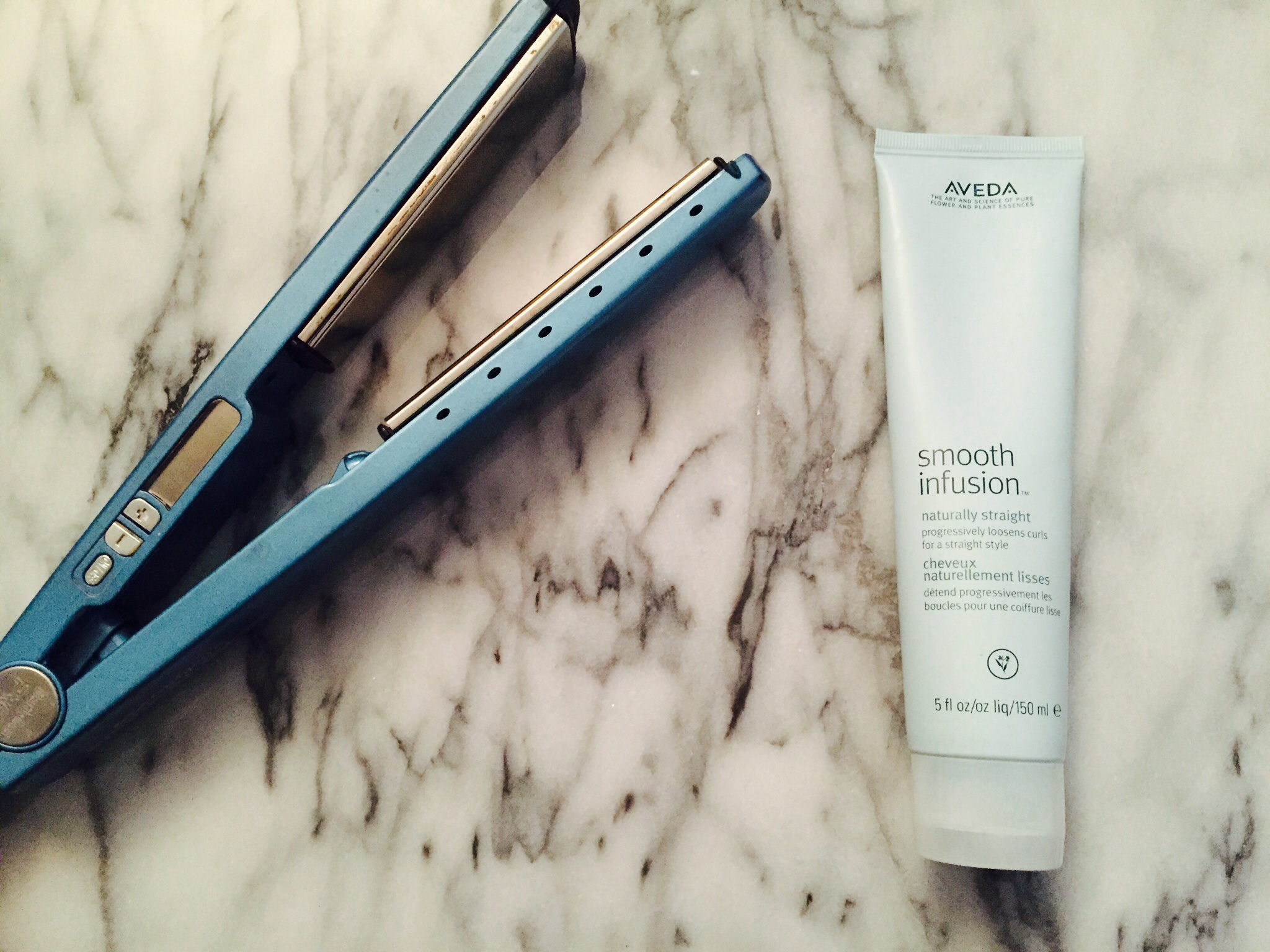 Stealing the Spotlight:  Aveda's Smooth Infusion Naturally Straight