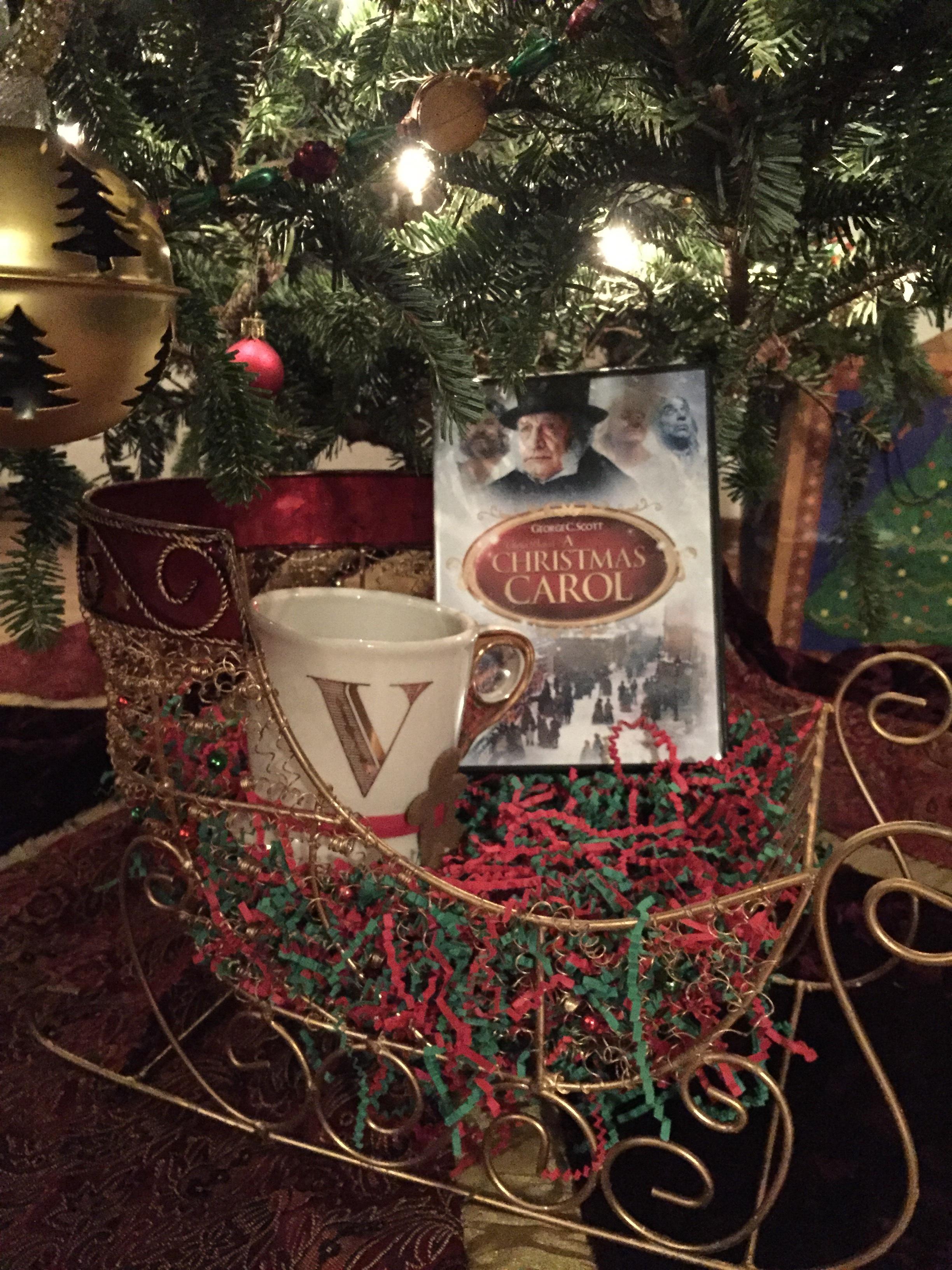 Holiday Movie Night with Casper