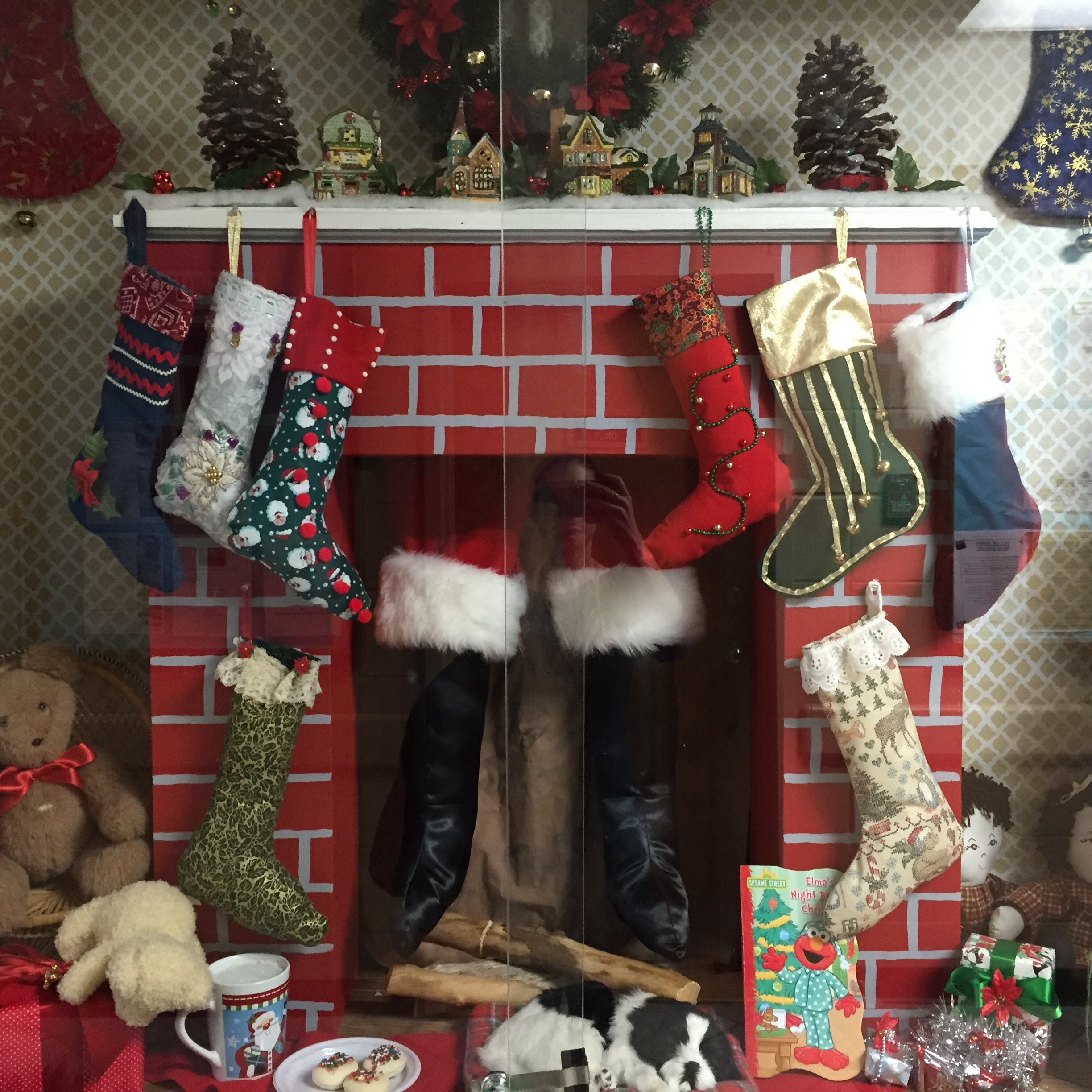 Holiday Window