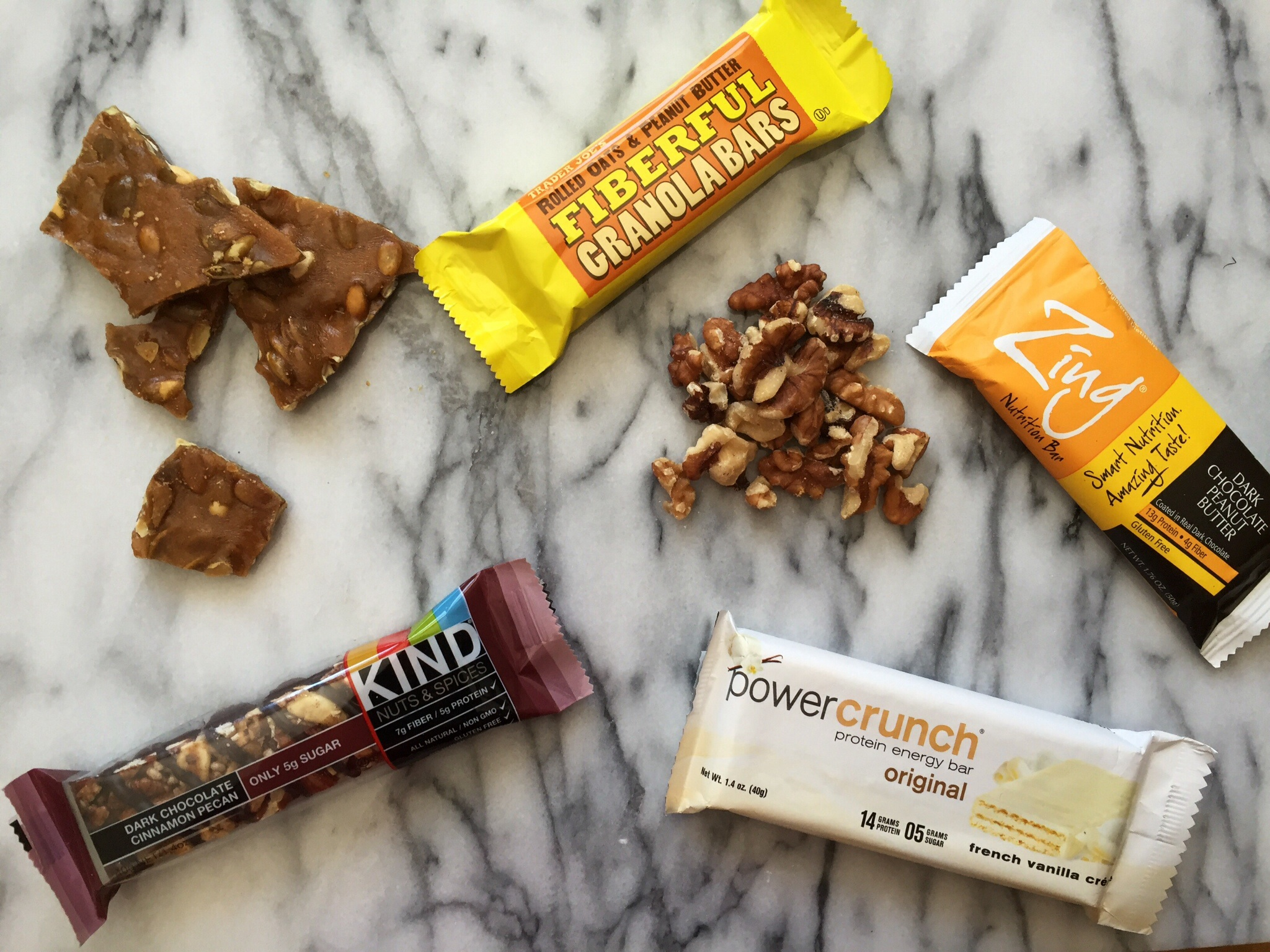 Nibbling on Nuts (and Other Healthy Snacks)