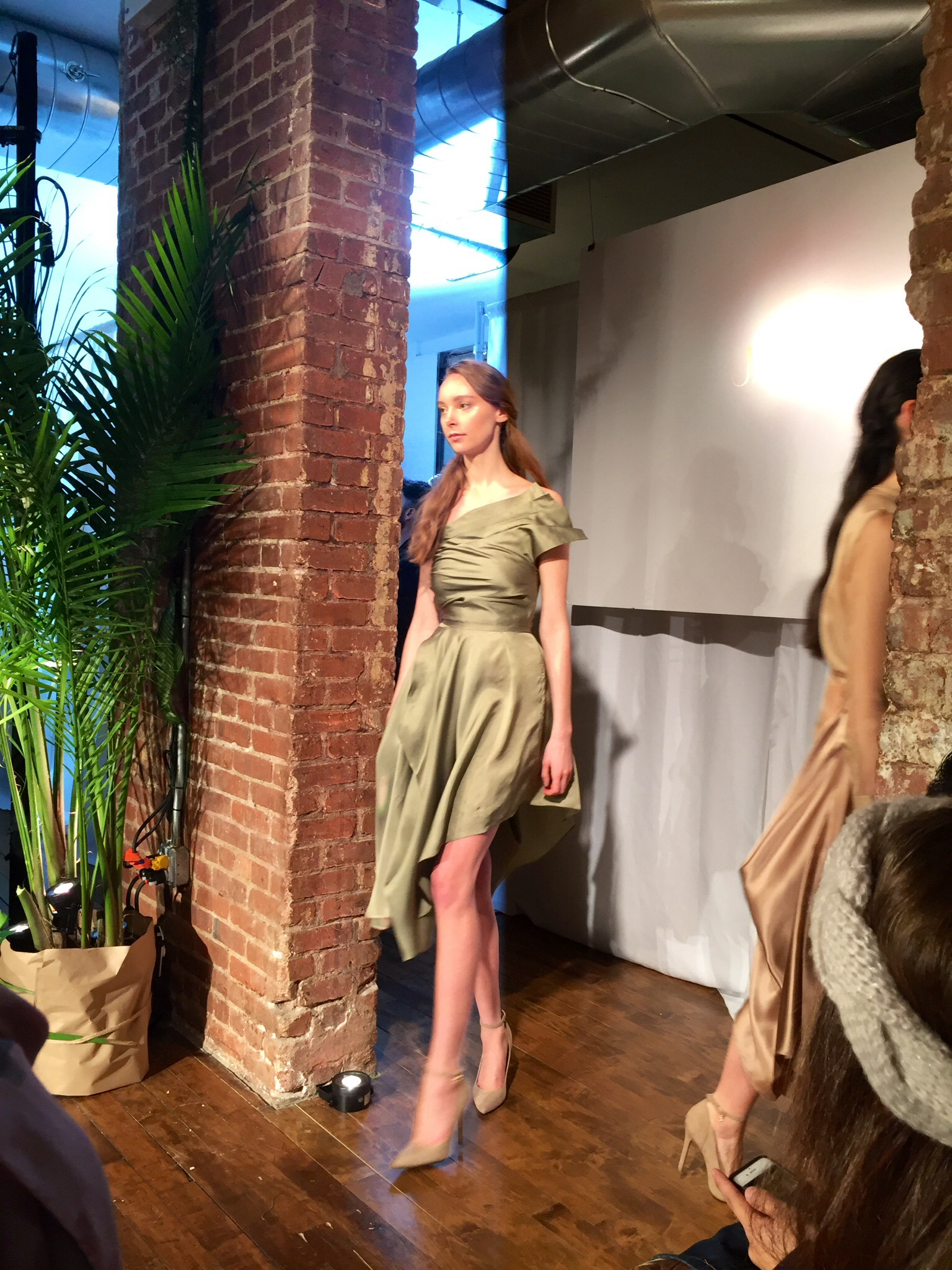 New York Fashion Week: Jasmine Chong