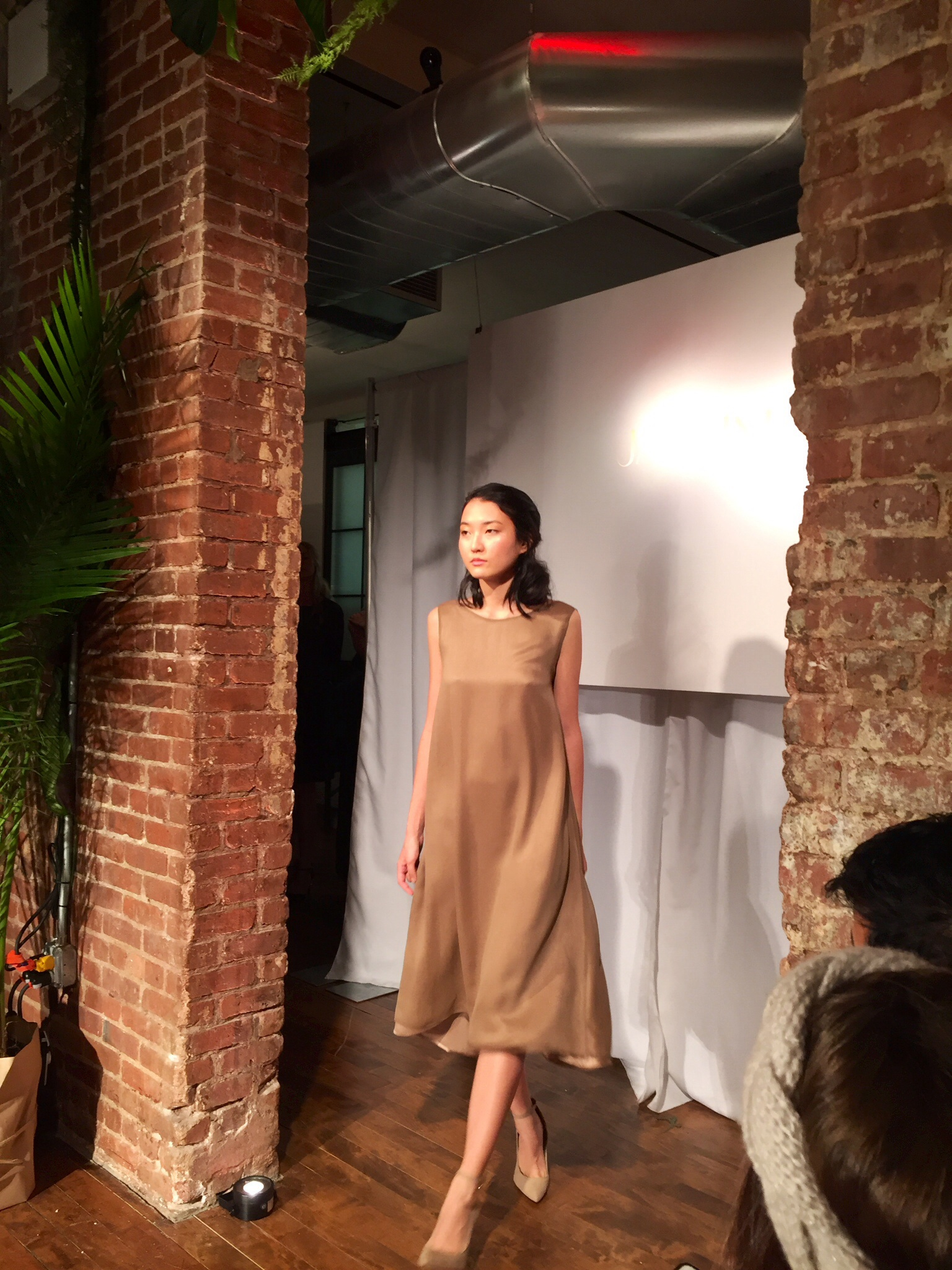 New York Fashion Week: Jasmine Chong