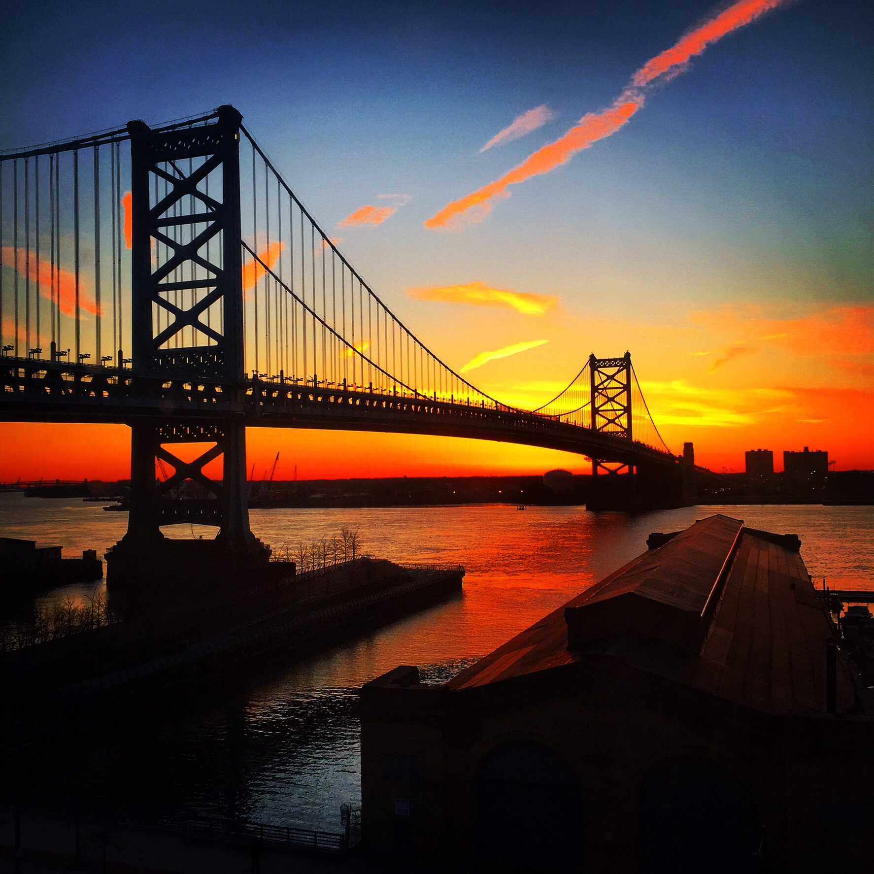 Philadelphia Sunrise