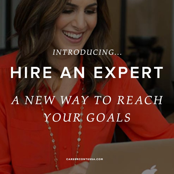 Career Contessa - Hire An Expert