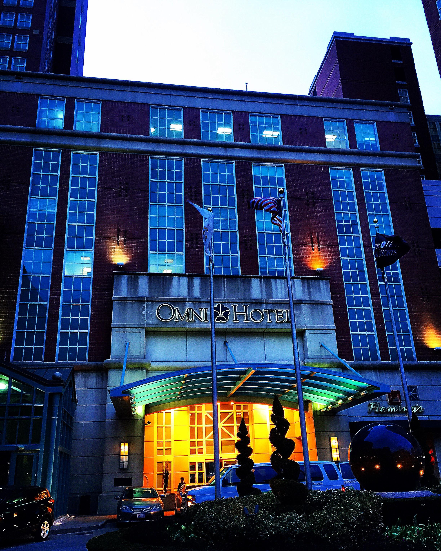 Omni Hotel - Providence, Rhode Island
