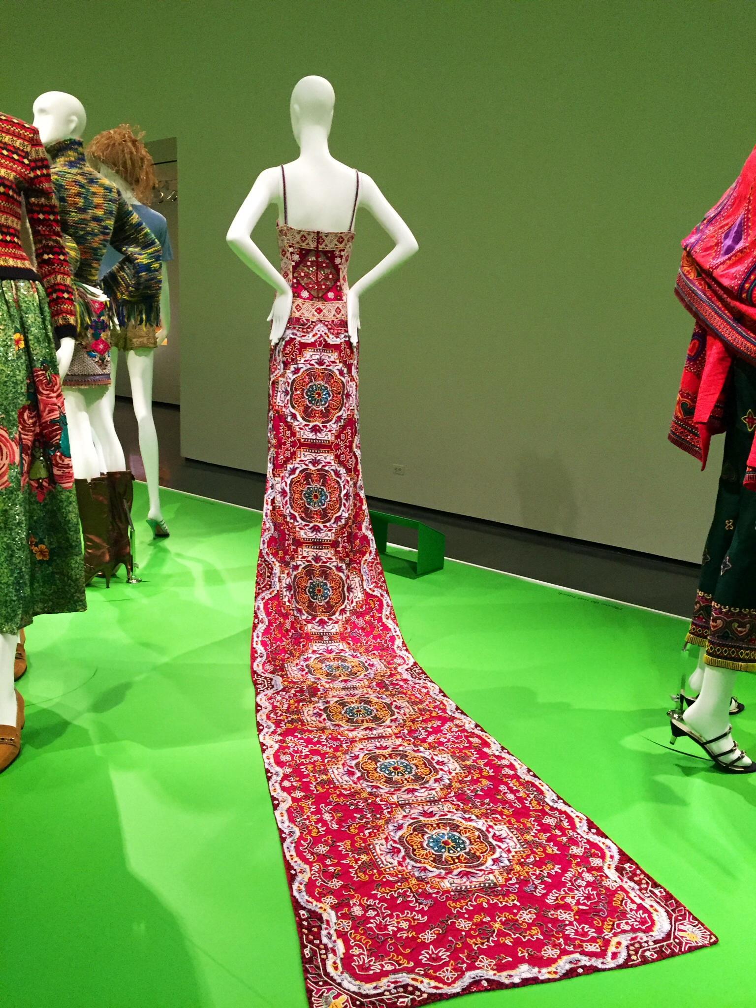 Todd Oldham Exhibit at RISD