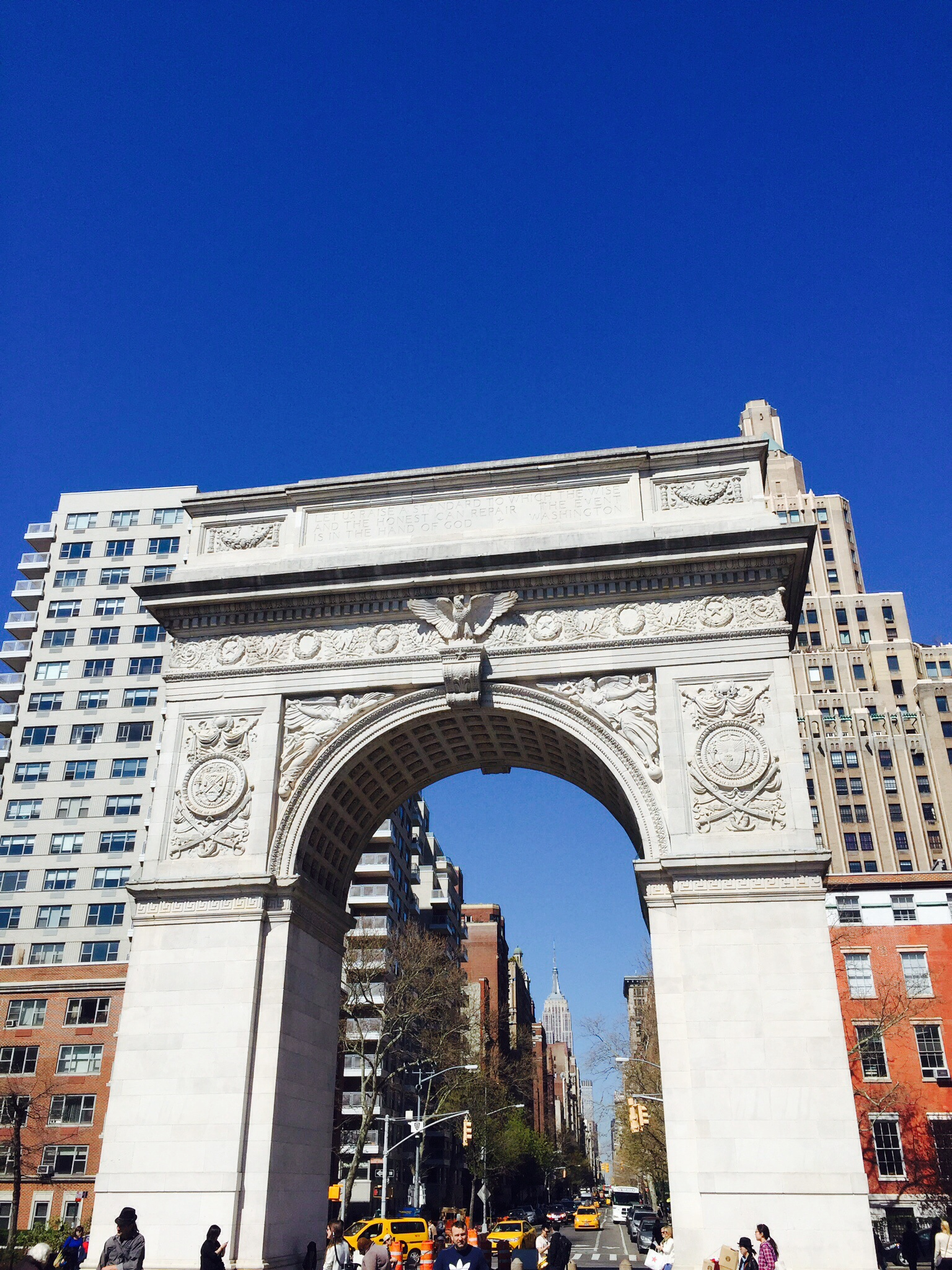 Washington Square Park - New York City