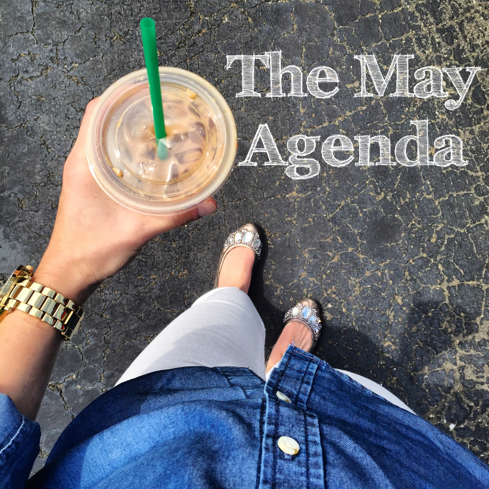 The May Agenda