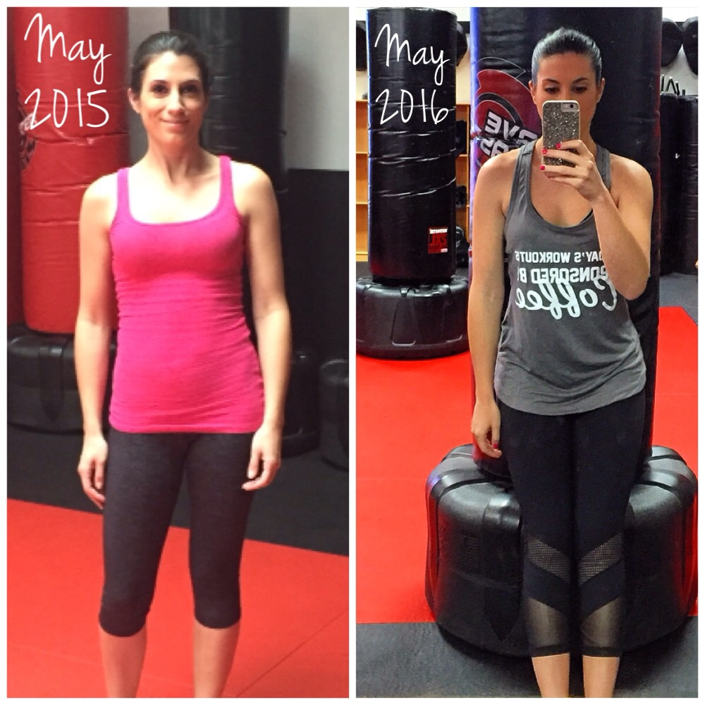 Getting in Shape:  My Kickboxing-versary