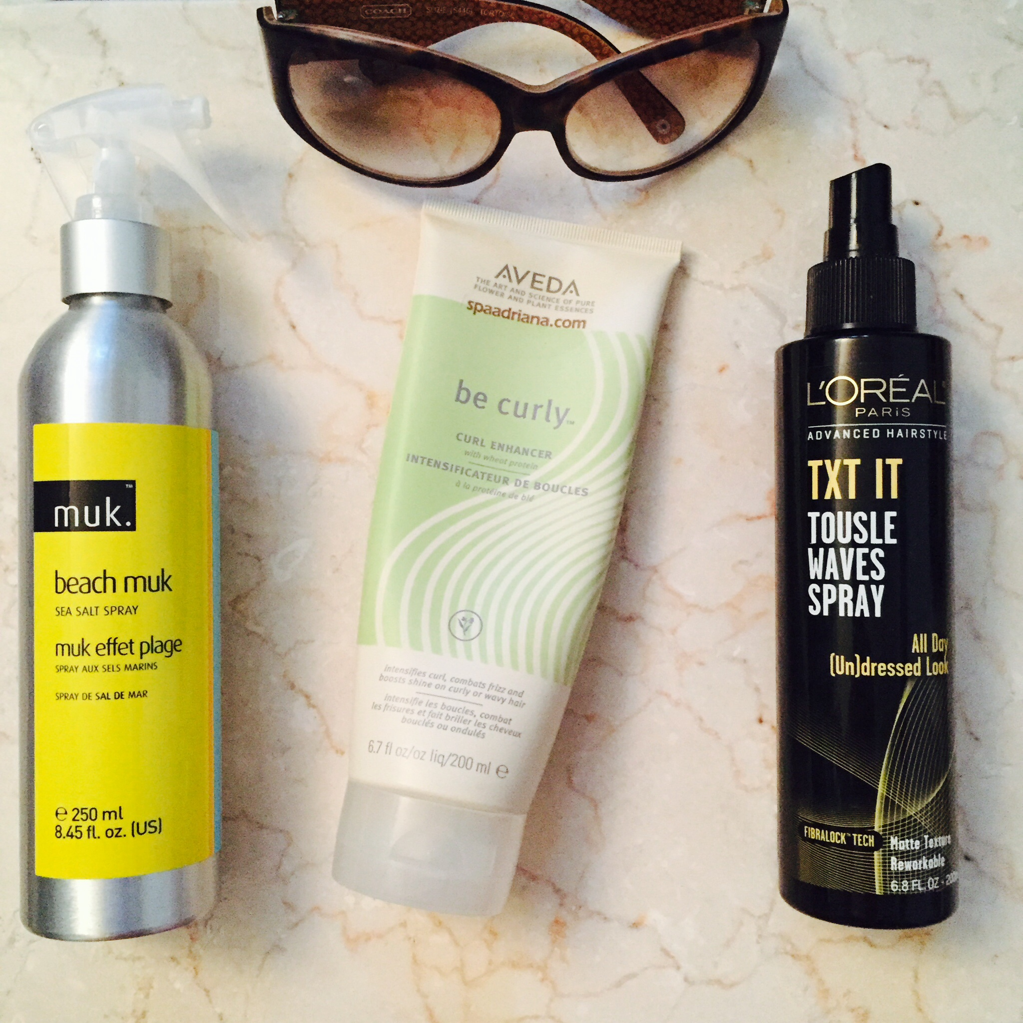 3 Products for Perfect Summer Hair
