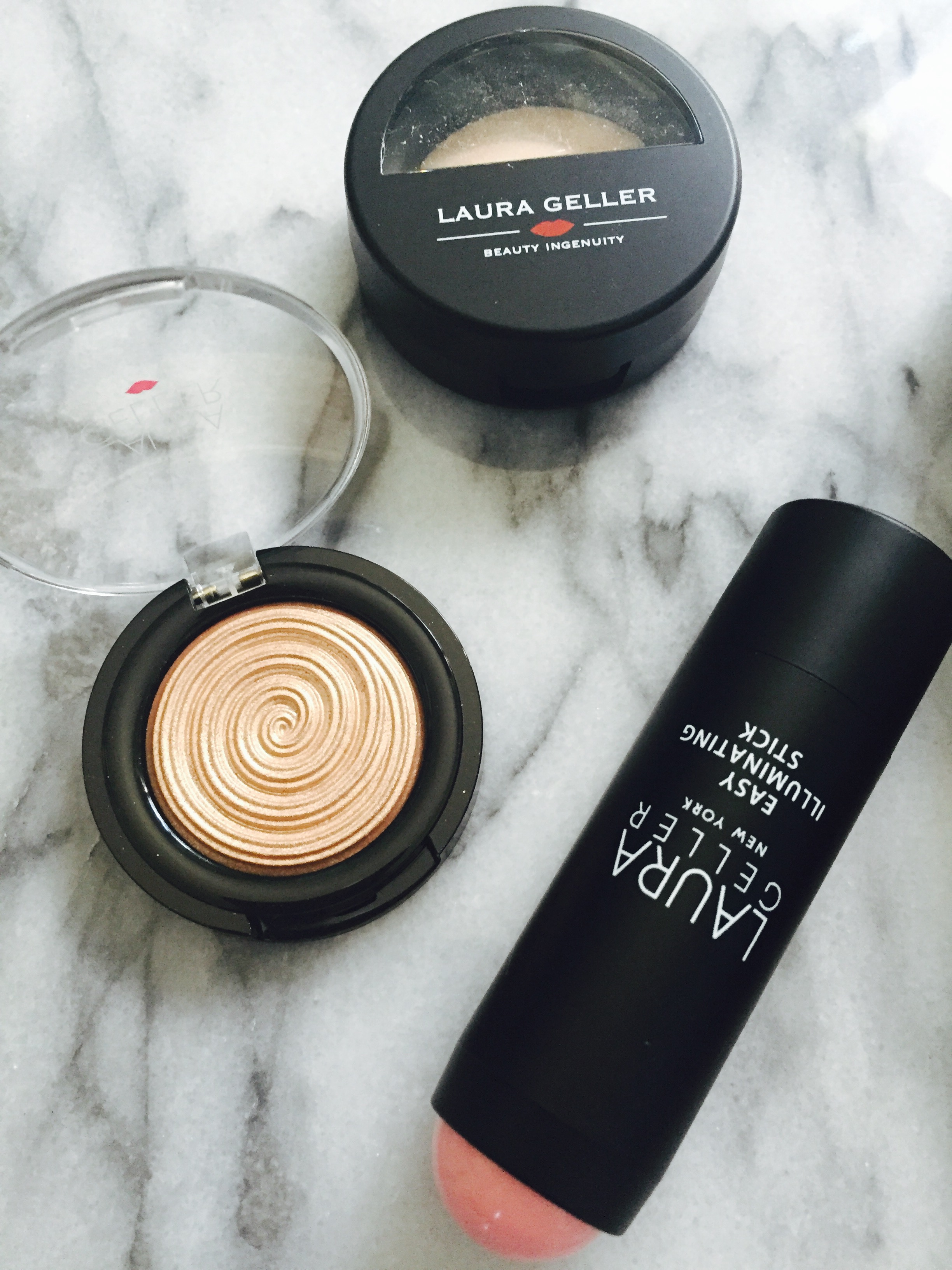 Laura Geller Luminous Essentials 3 Piece Highlighting Essentials