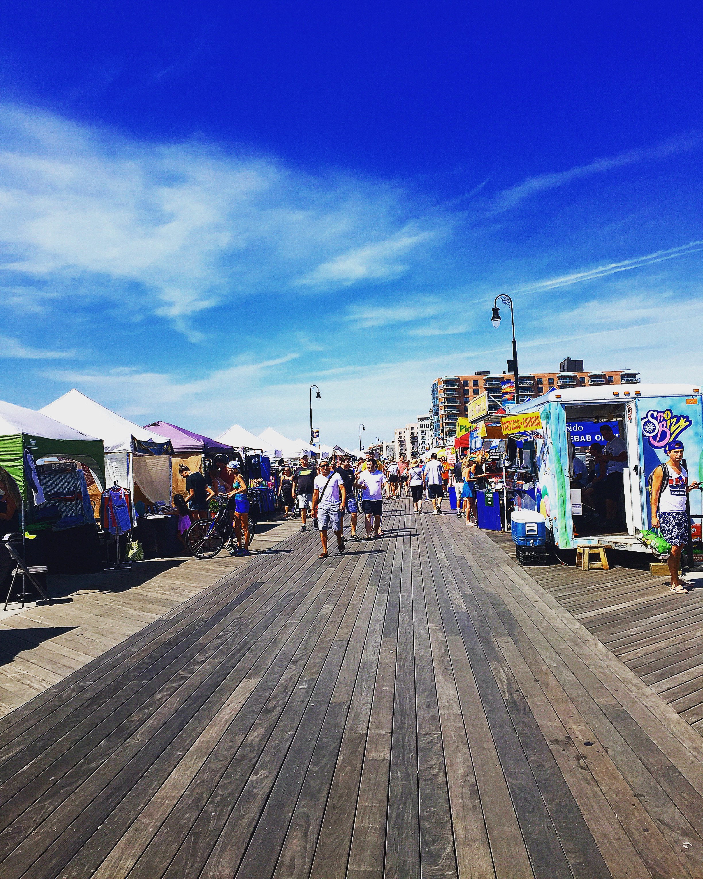 Long Beach Crafts Fair
