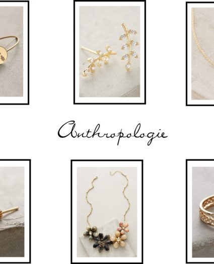 Fall Finds: Accessories from Anthropologie