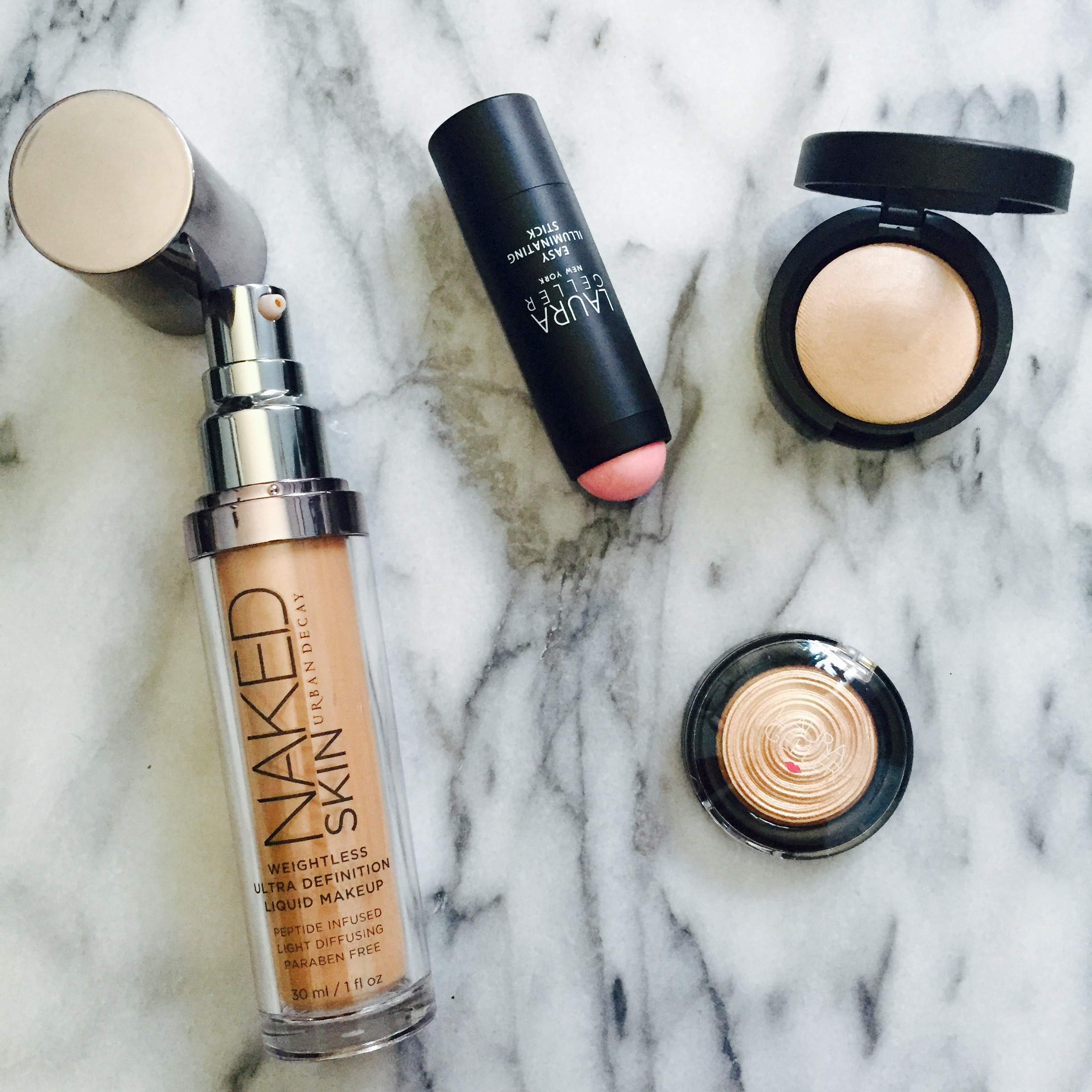 Stealing the Spotlight:  Urban Decay Naked Skin