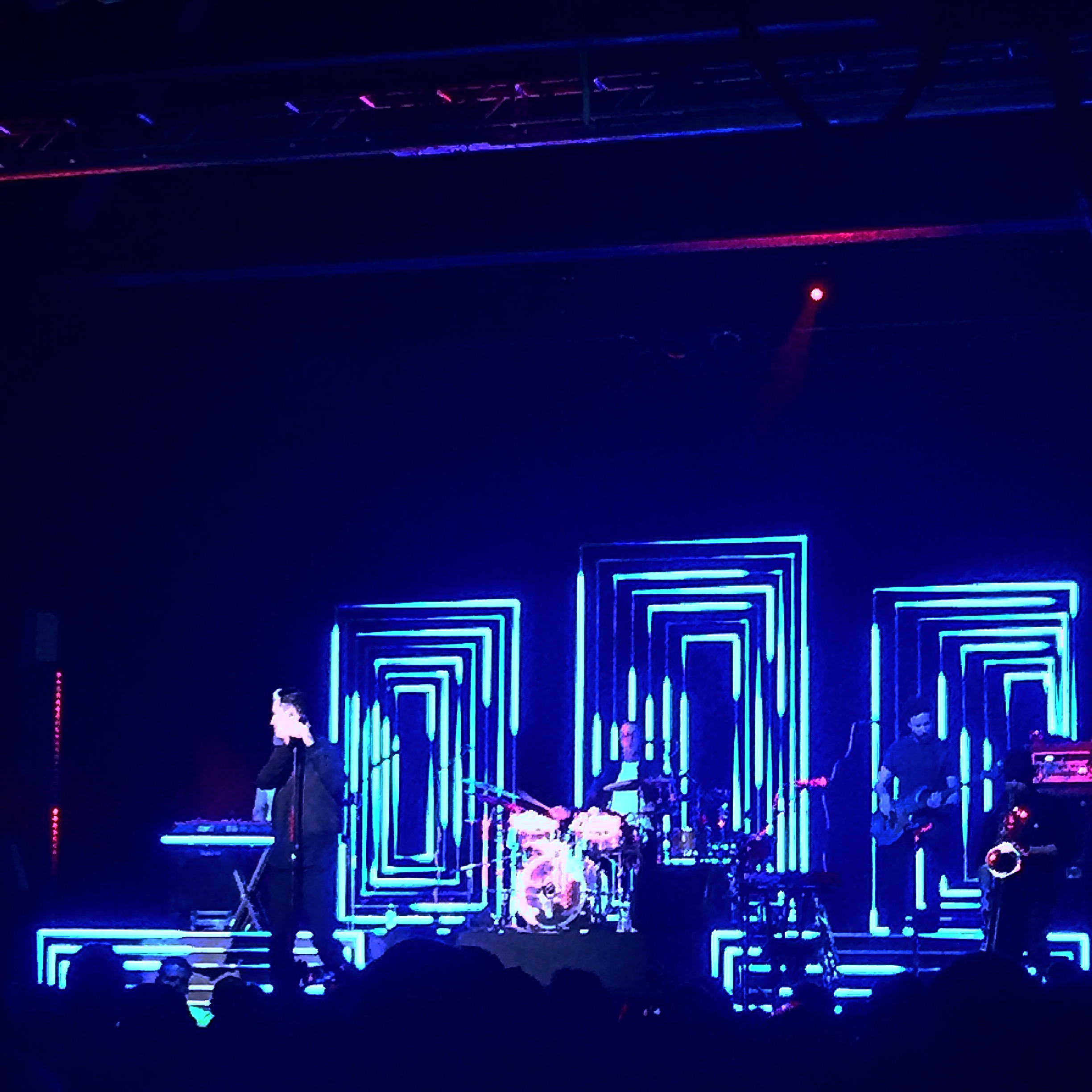 Fitz and the Tantrums at The Paramount