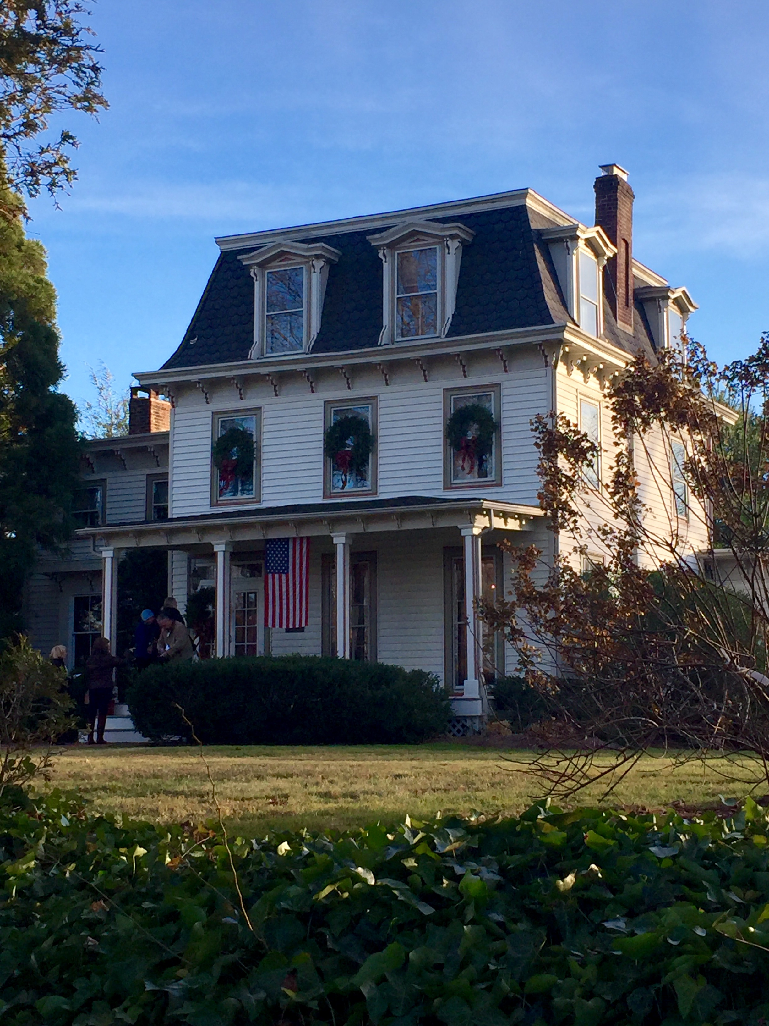 2016 Holiday Historic House Tour