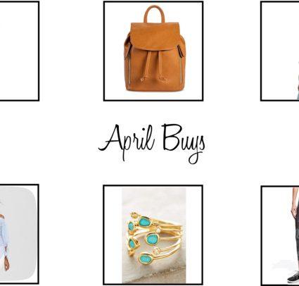 April Buys