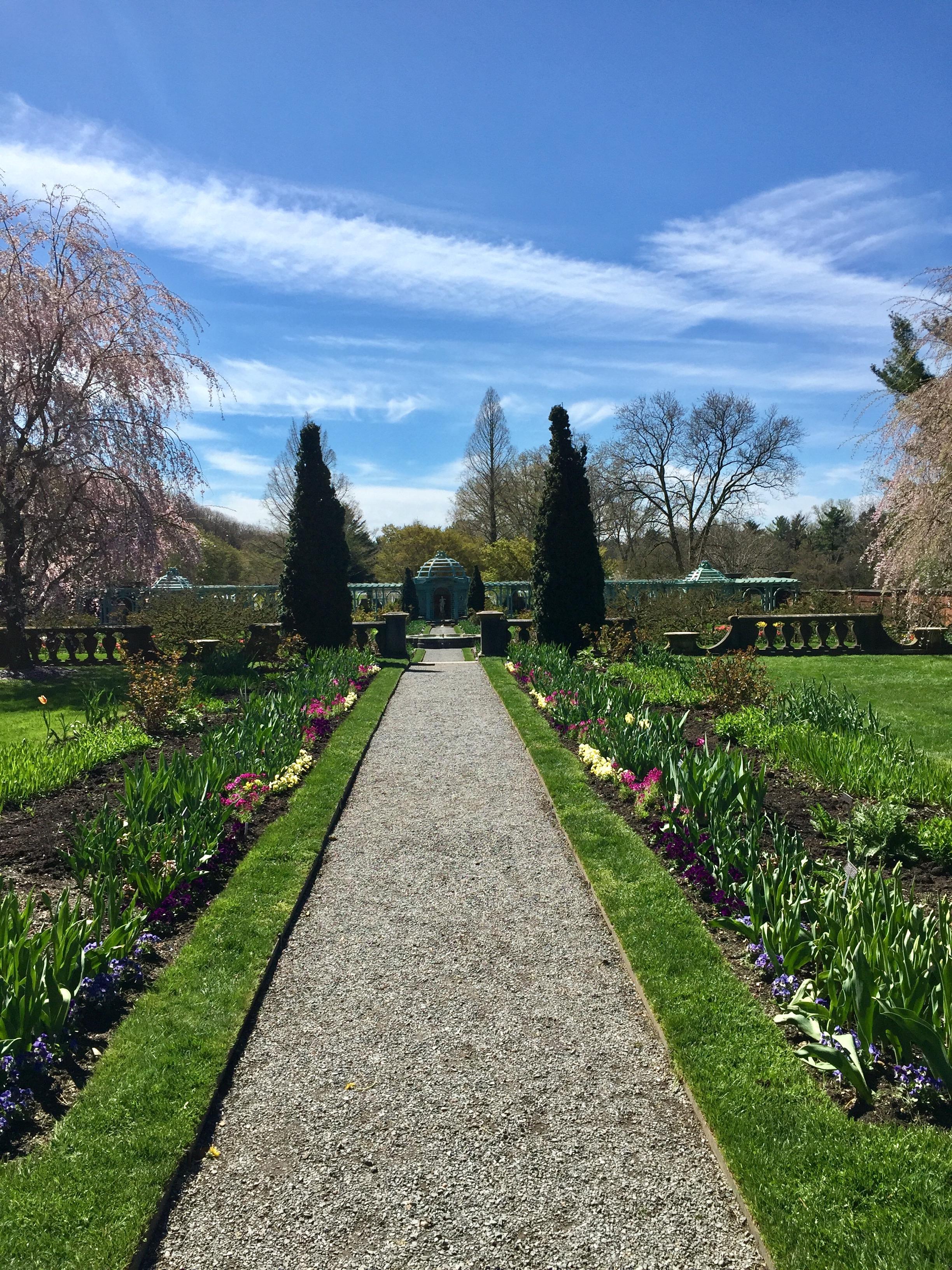 Spring at Old Westbury Gardens