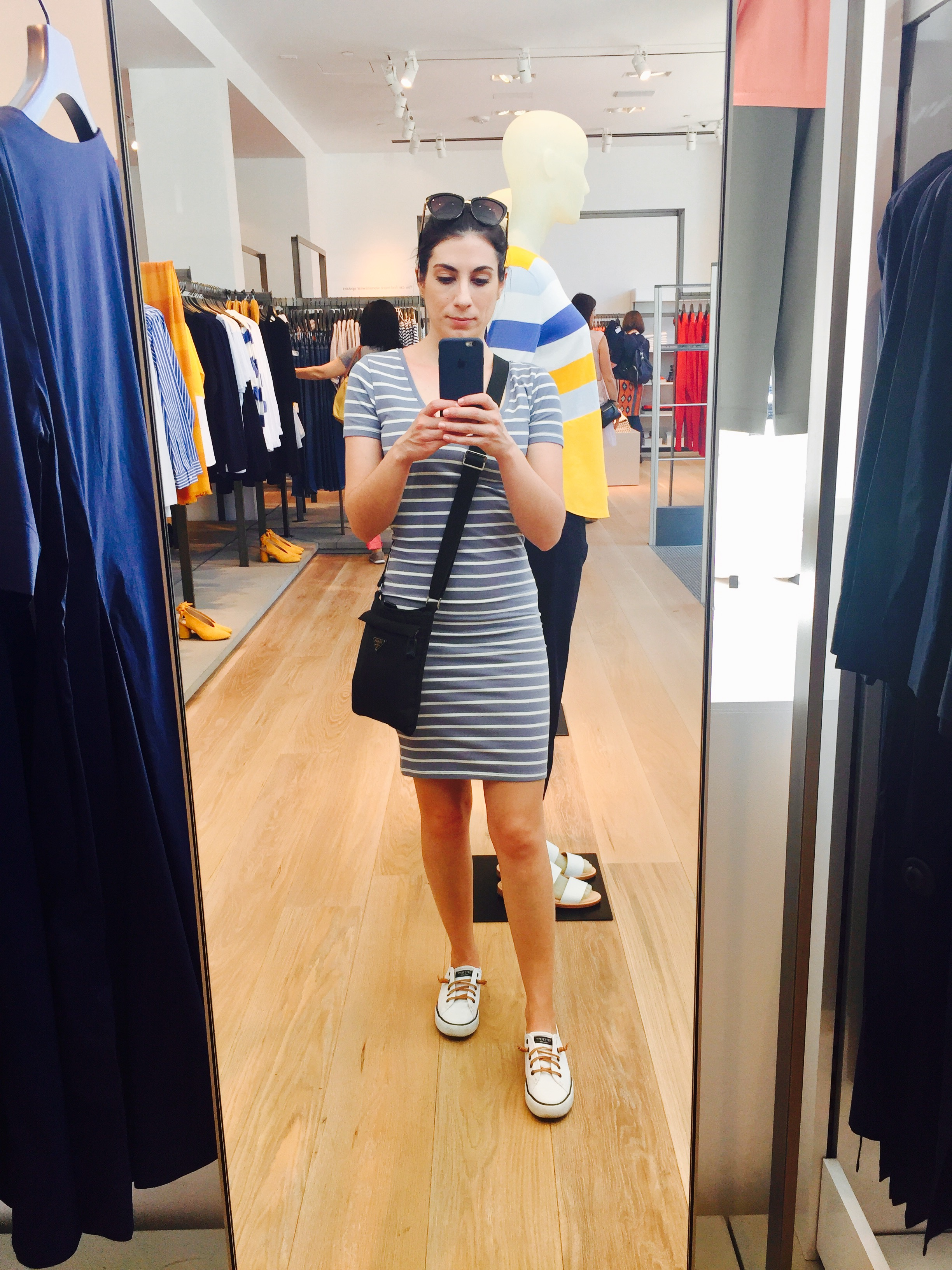 H&M Striped Dress 2