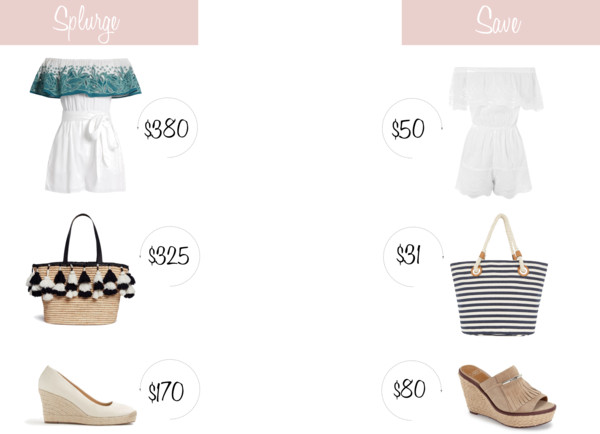 Summer Edition: Splurge or Save
