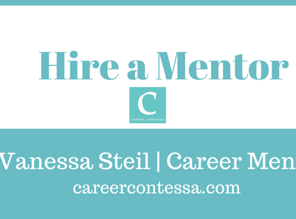Need Career Advice?  Hire a Mentor!