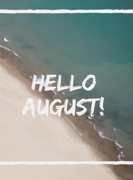 The August Agenda