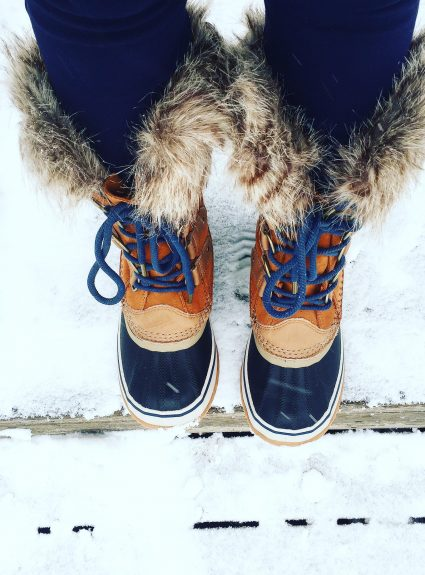 Stylish Snow Boots from Sorel