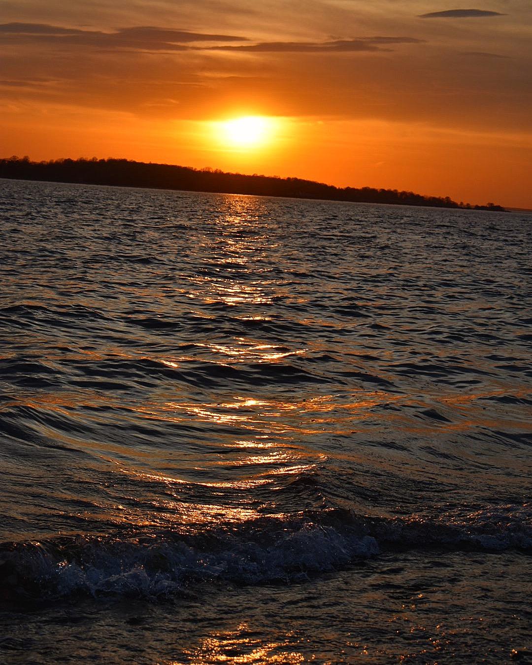May Sunset