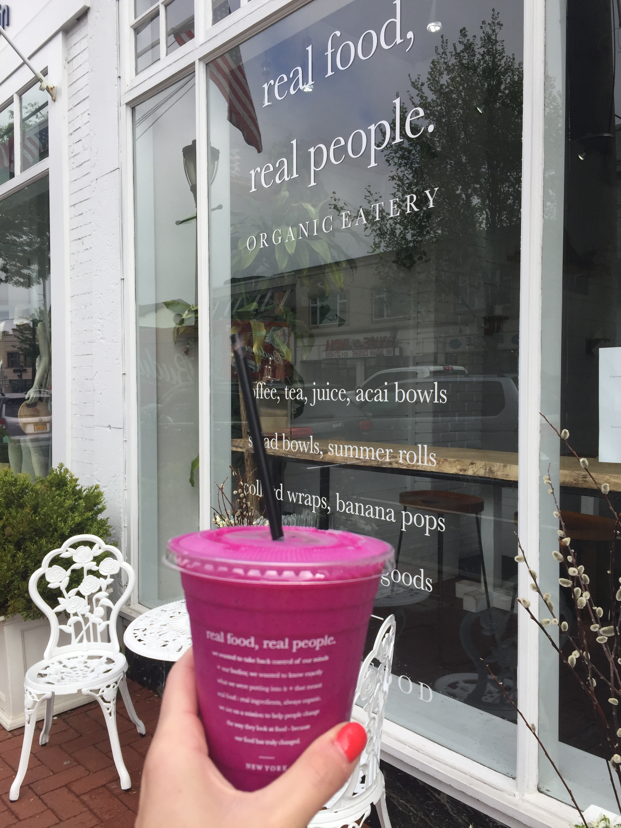 Pitaya Smoothie_Real Food, Real People