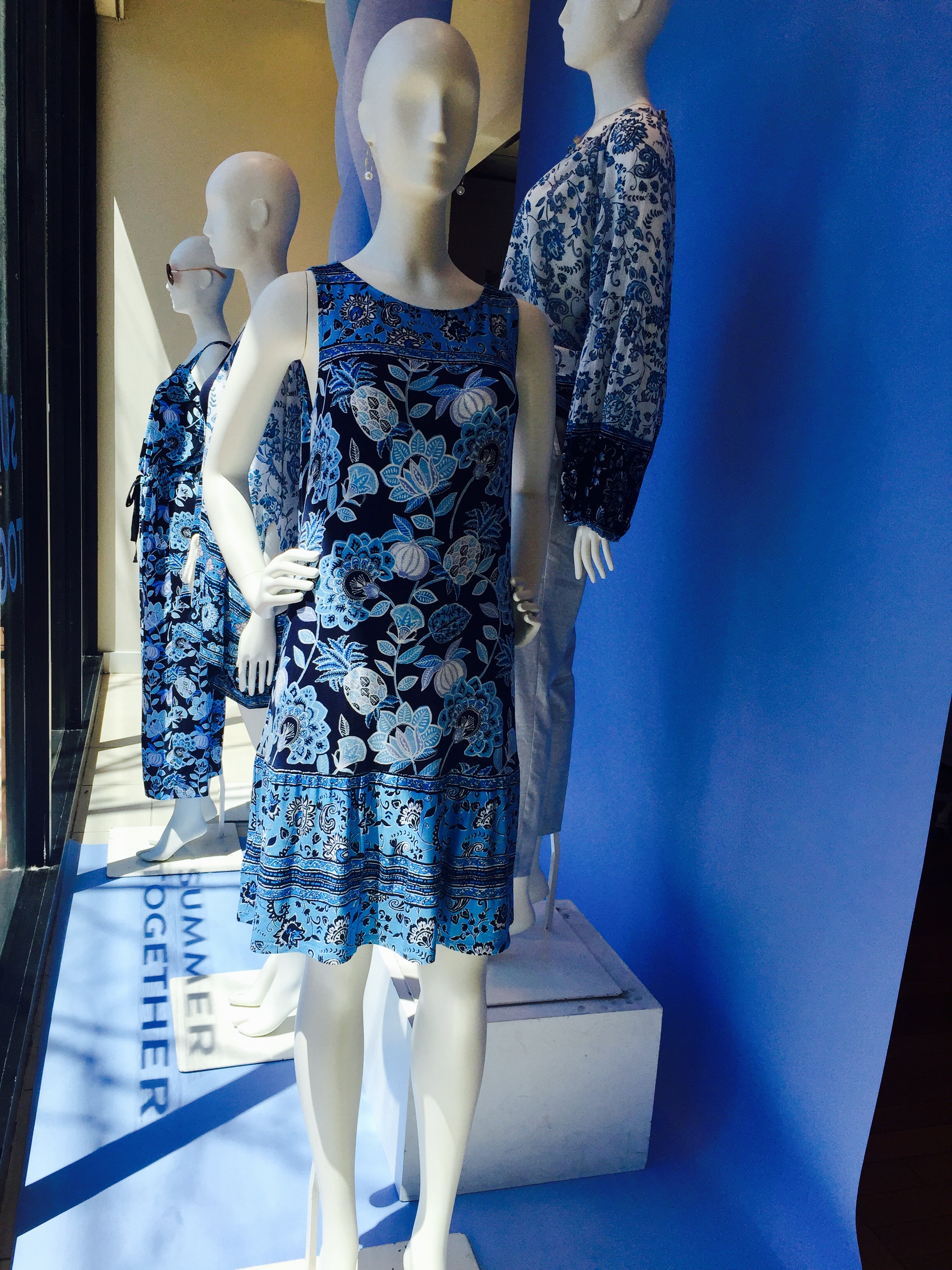 LOFT Blue Print